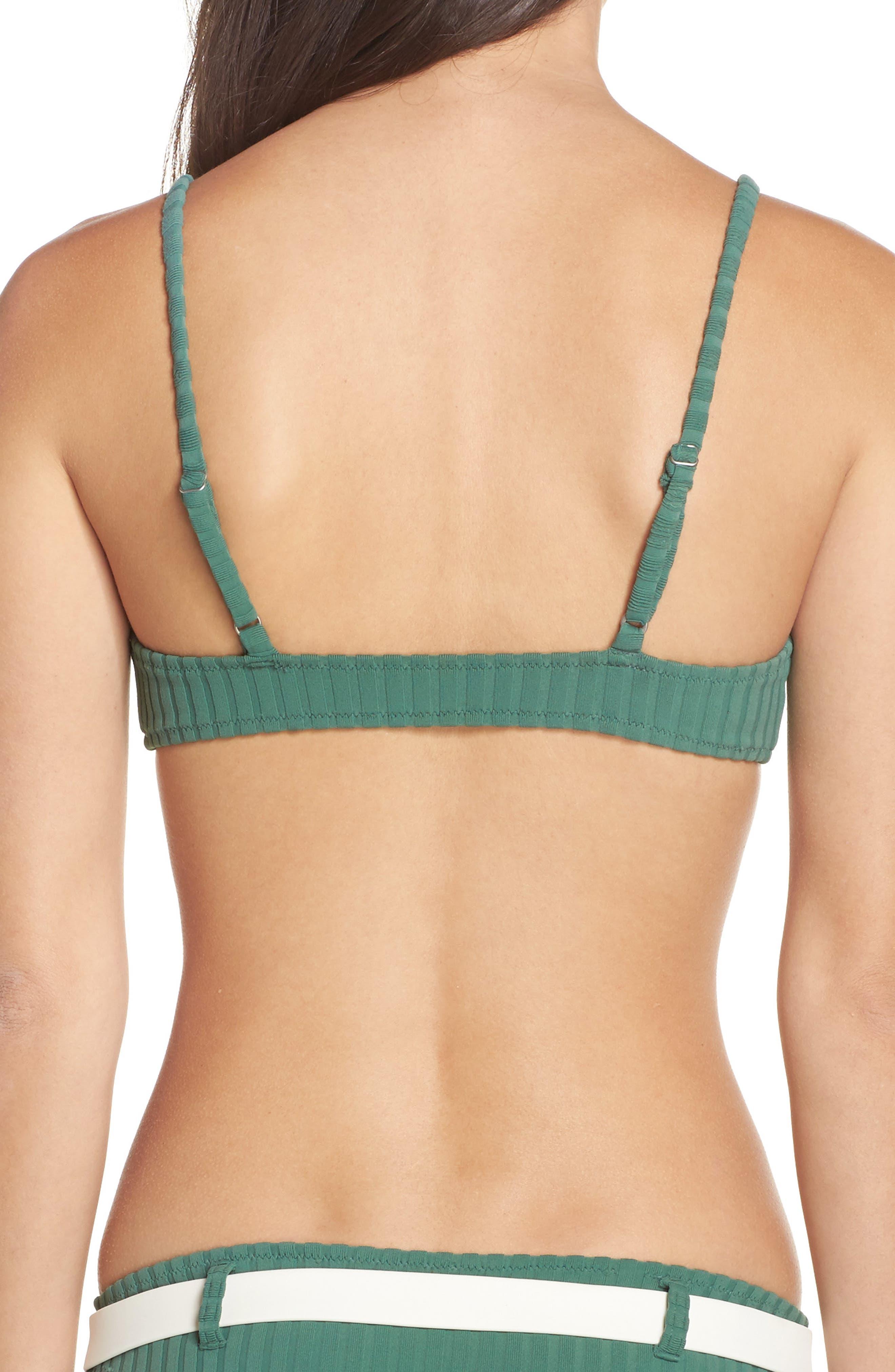 The Rachel Bikini Top,                             Alternate thumbnail 2, color,                             302