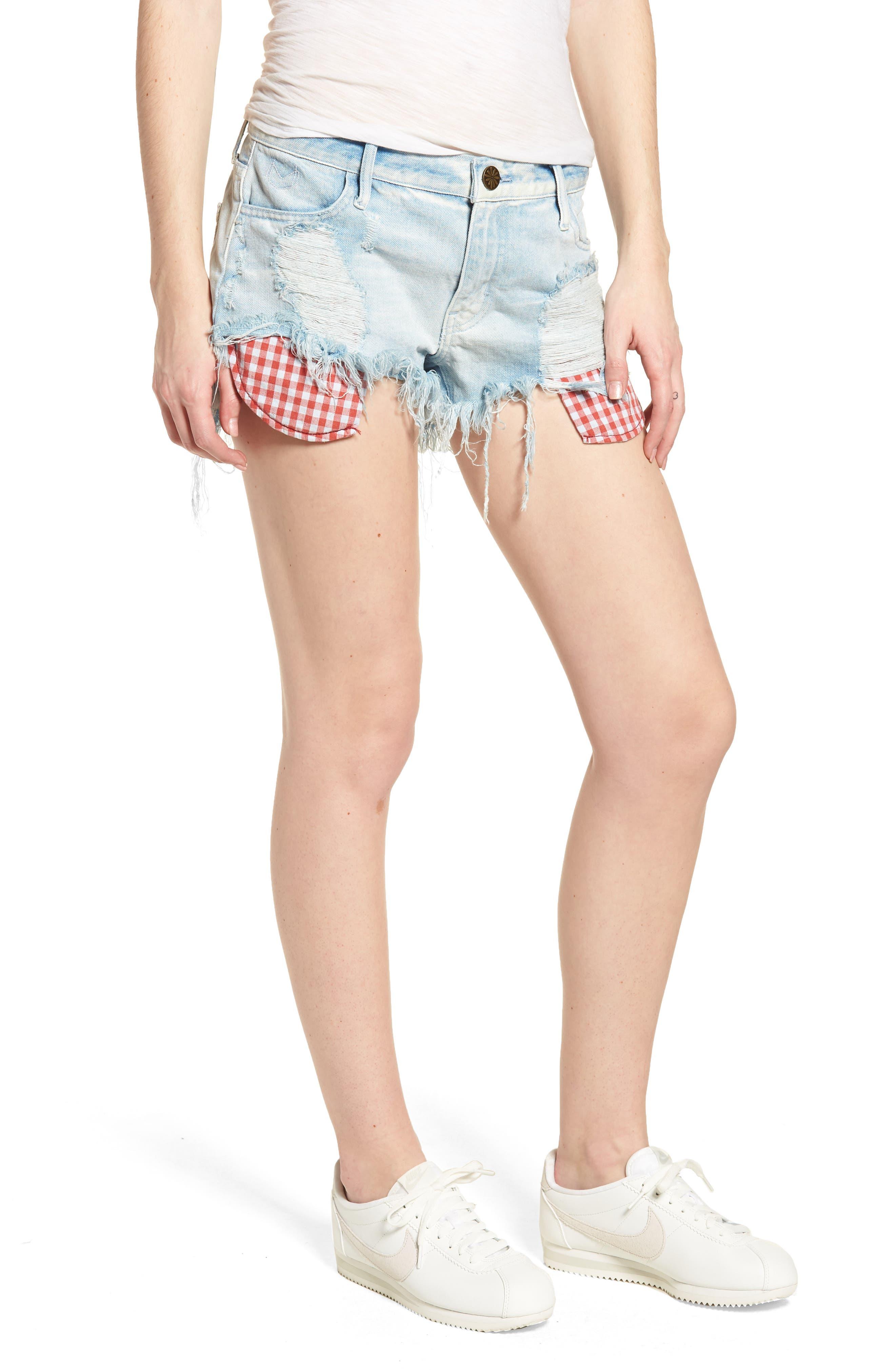 Cabo Cutoff Shorts,                         Main,                         color, 400