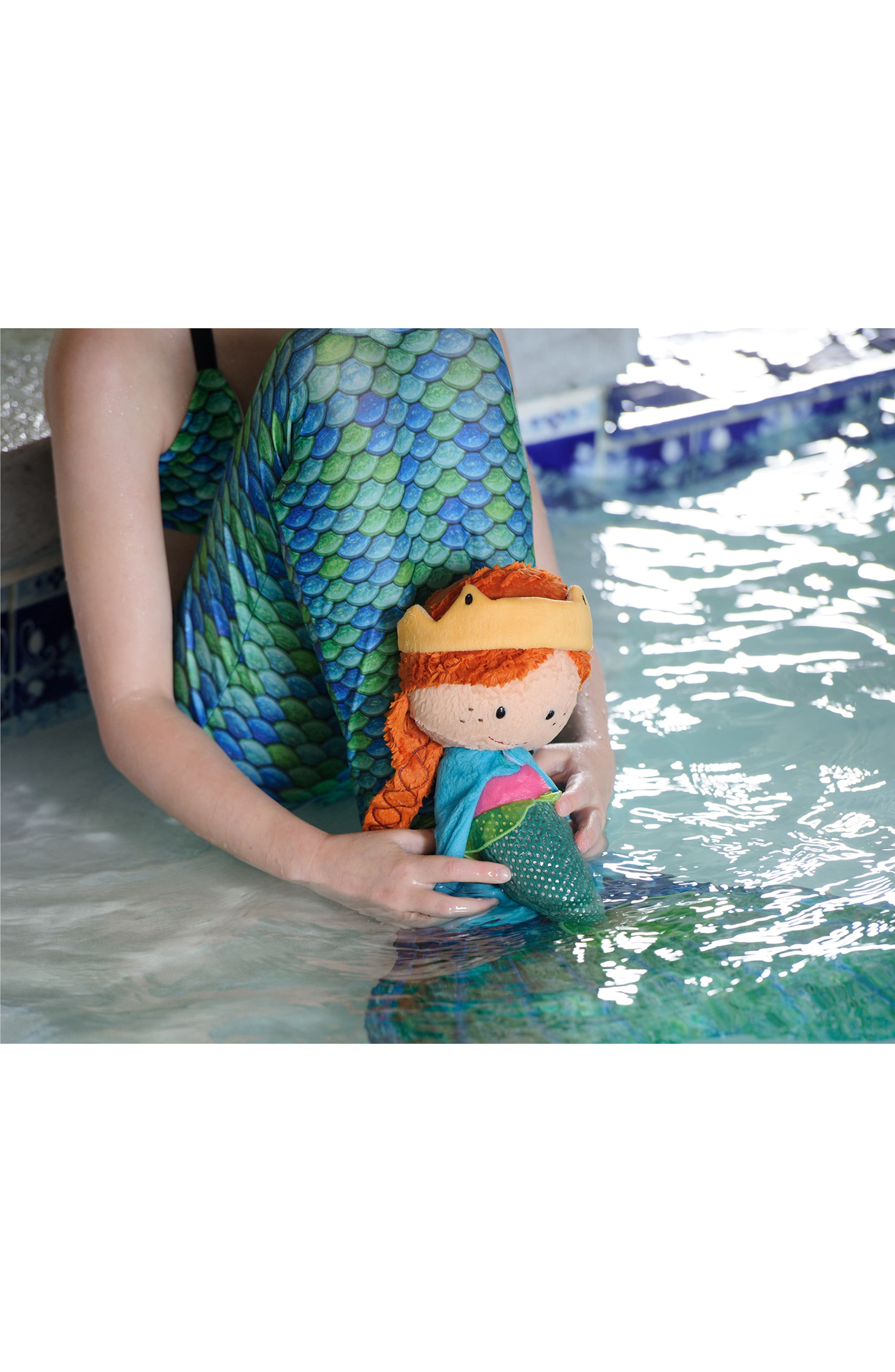 Neat Oh! Nici<sup>®</sup> Wonderland Minidebbie the Mermaid Plush Doll,                             Alternate thumbnail 2, color,                             400