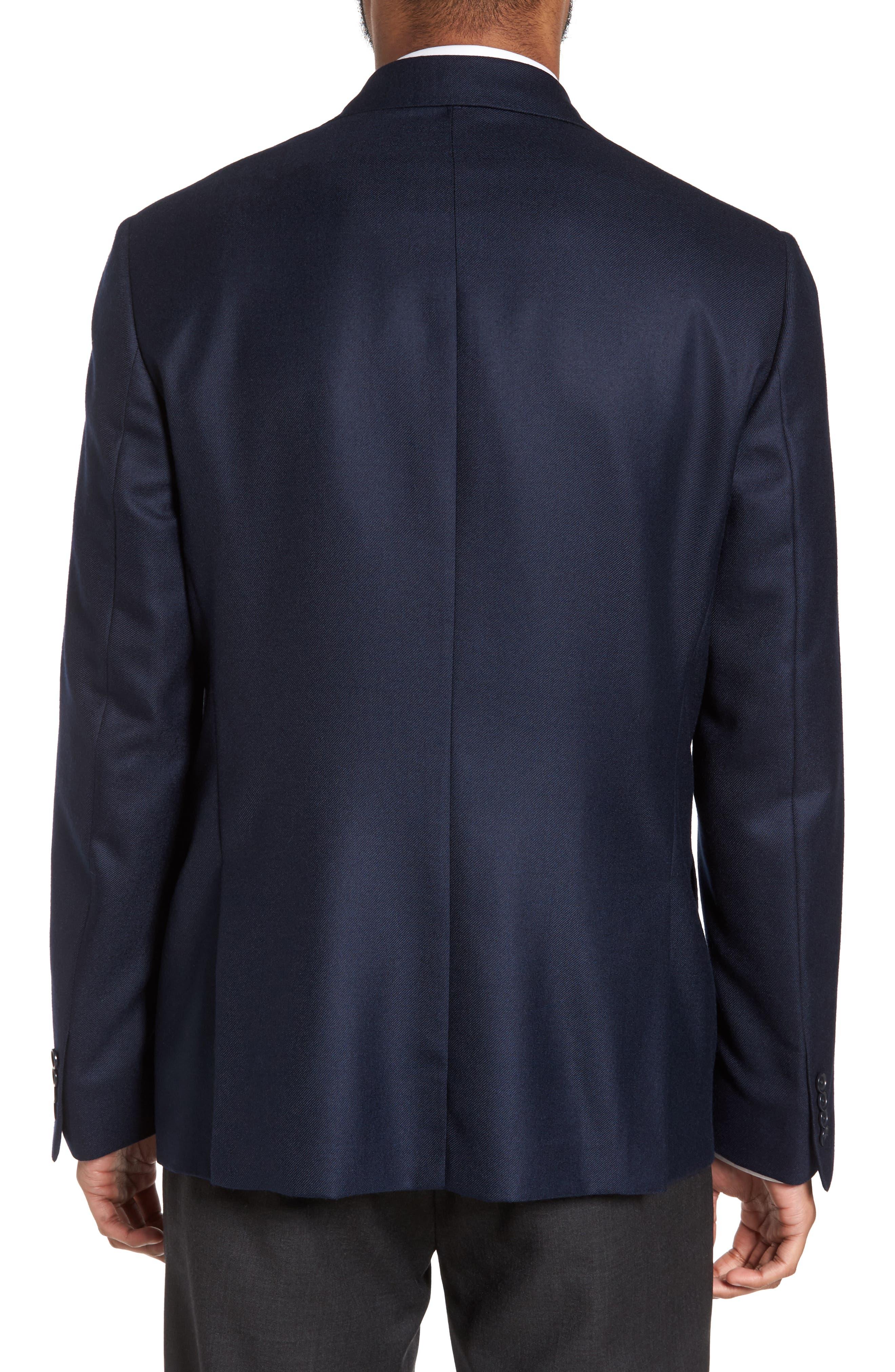 Classic Fit Cashmere Blazer,                             Alternate thumbnail 9, color,