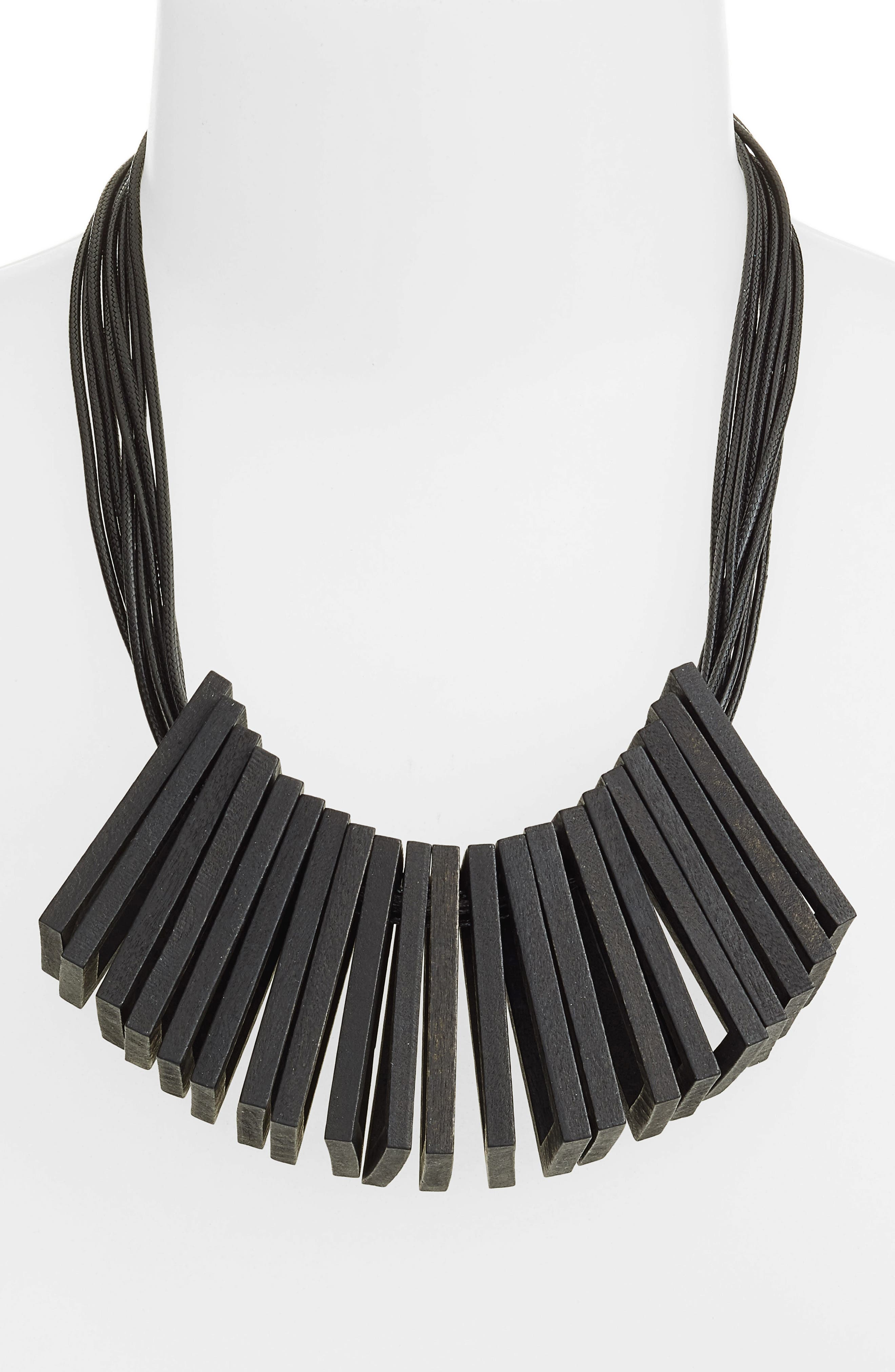 Balsam Collar Necklace,                             Alternate thumbnail 2, color,                             001