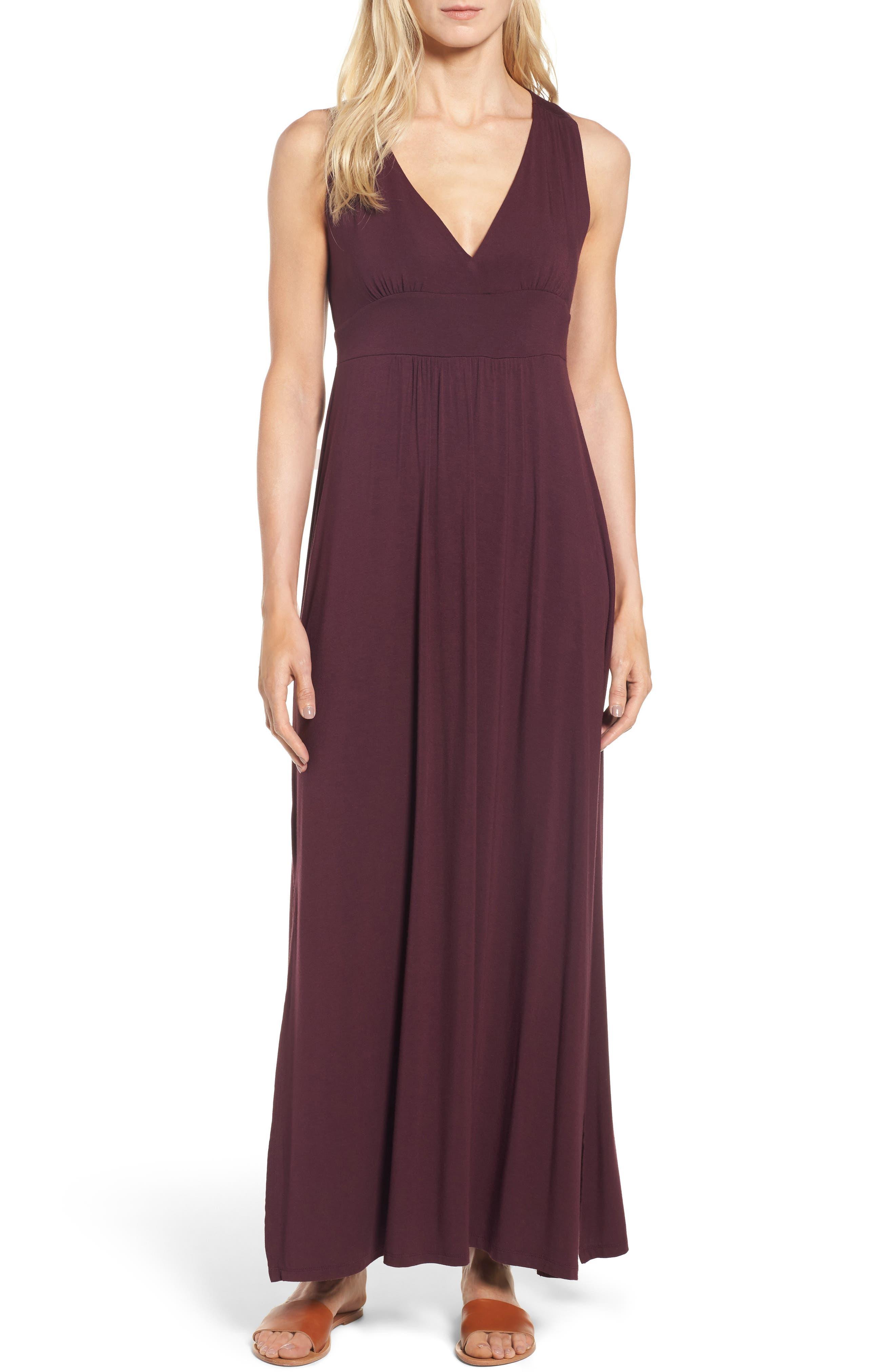 Knit Maxi Dress,                             Main thumbnail 7, color,