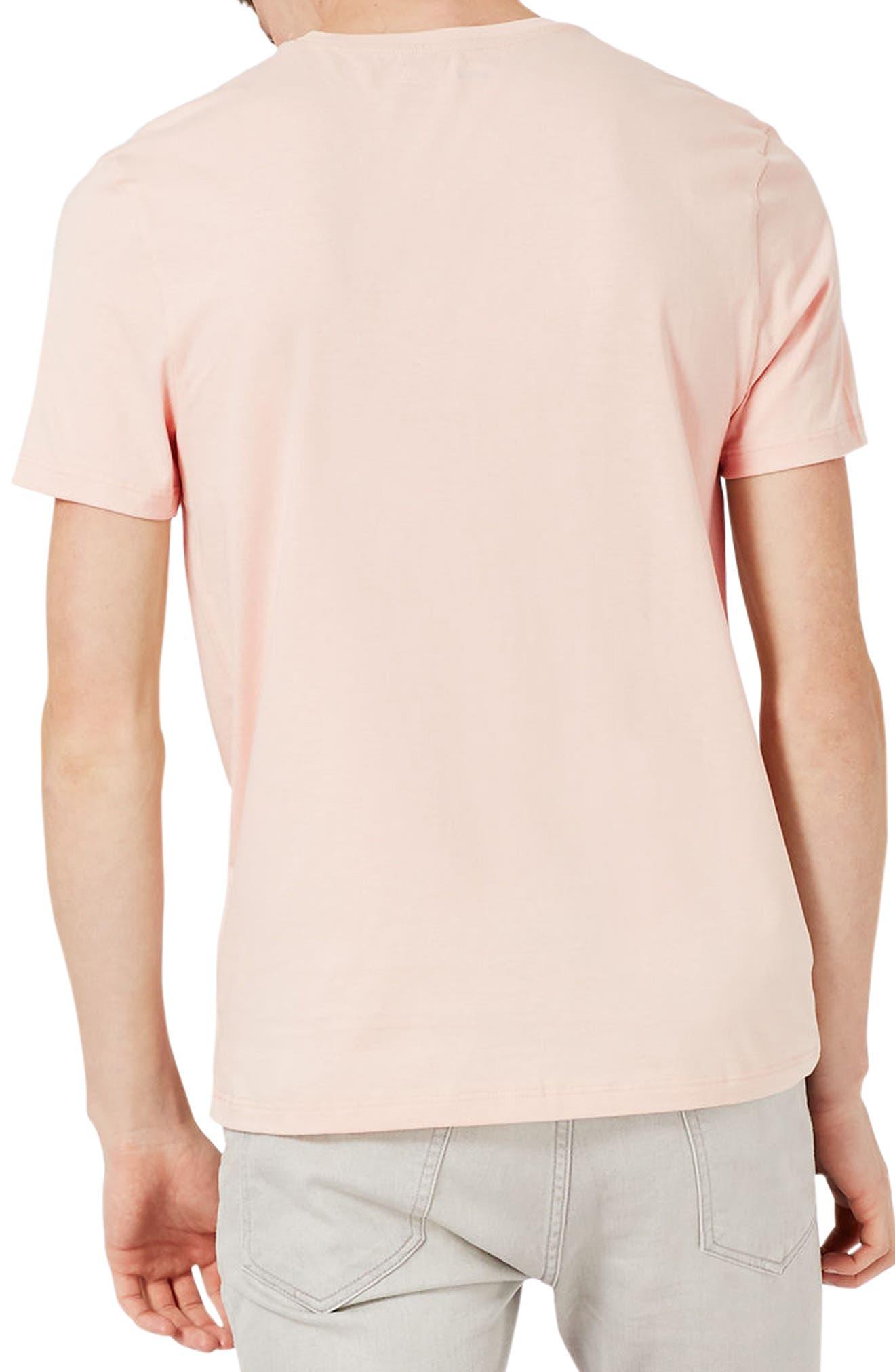 Slim Fit Crewneck T-Shirt,                             Alternate thumbnail 118, color,