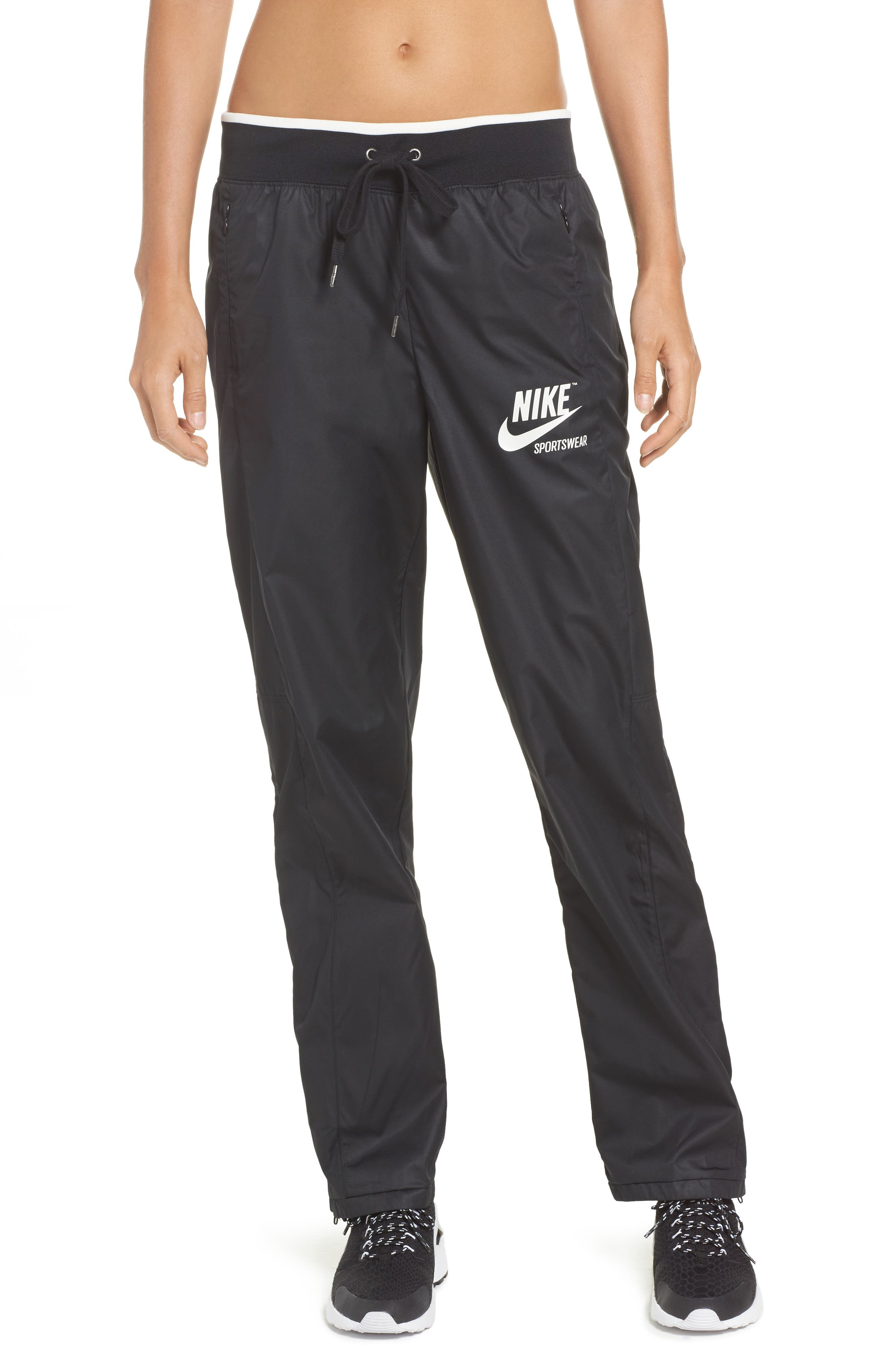Archive Drawstring Track Pants, Main, color, 010