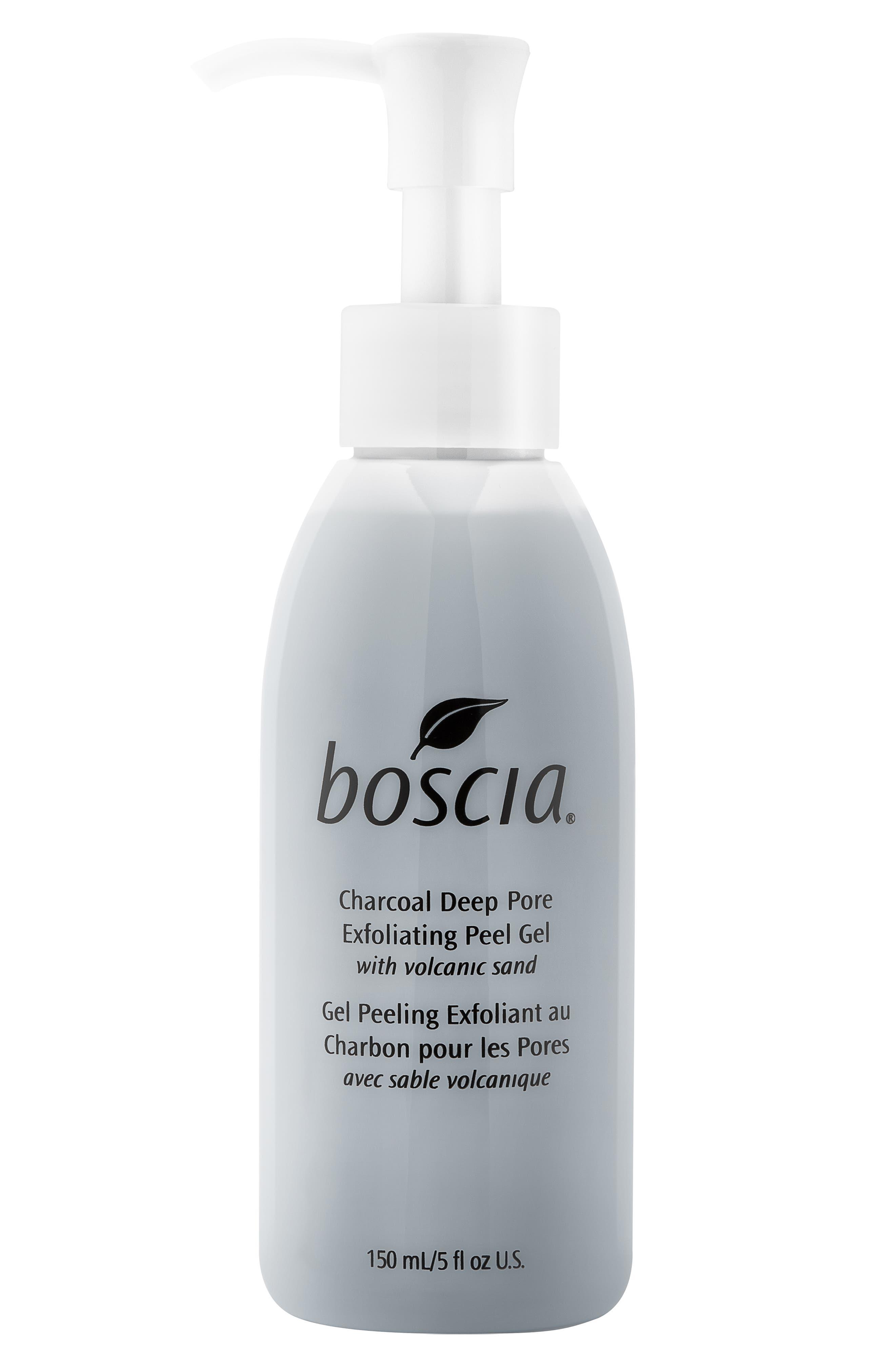 Charcoal Deep-Pore Exfoliating Peel Gel,                             Main thumbnail 1, color,                             NO COLOR