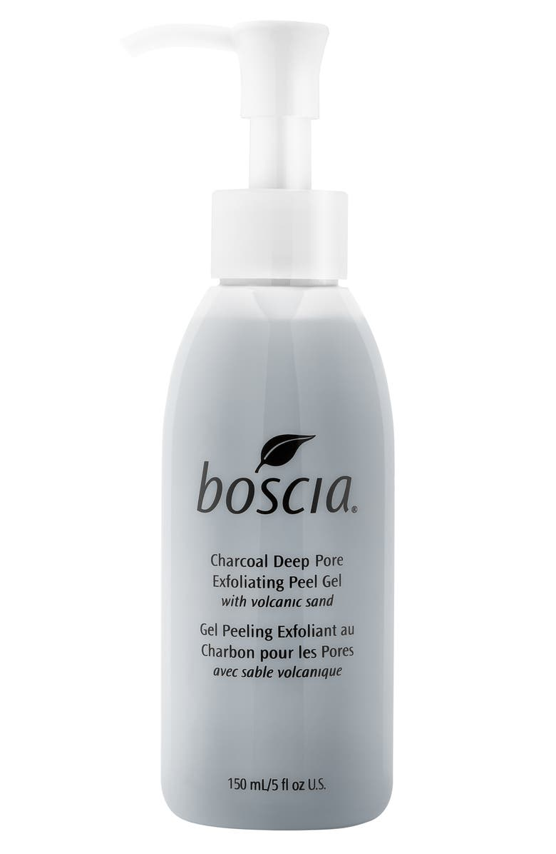 Boscia CHARCOAL DEEP-PORE EXFOLIATING PEEL GEL