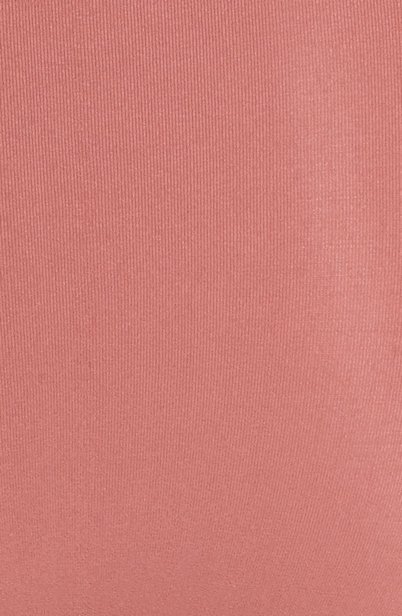 Seamless Hipster Briefs,                             Alternate thumbnail 5, color,                             PINK TAFFY