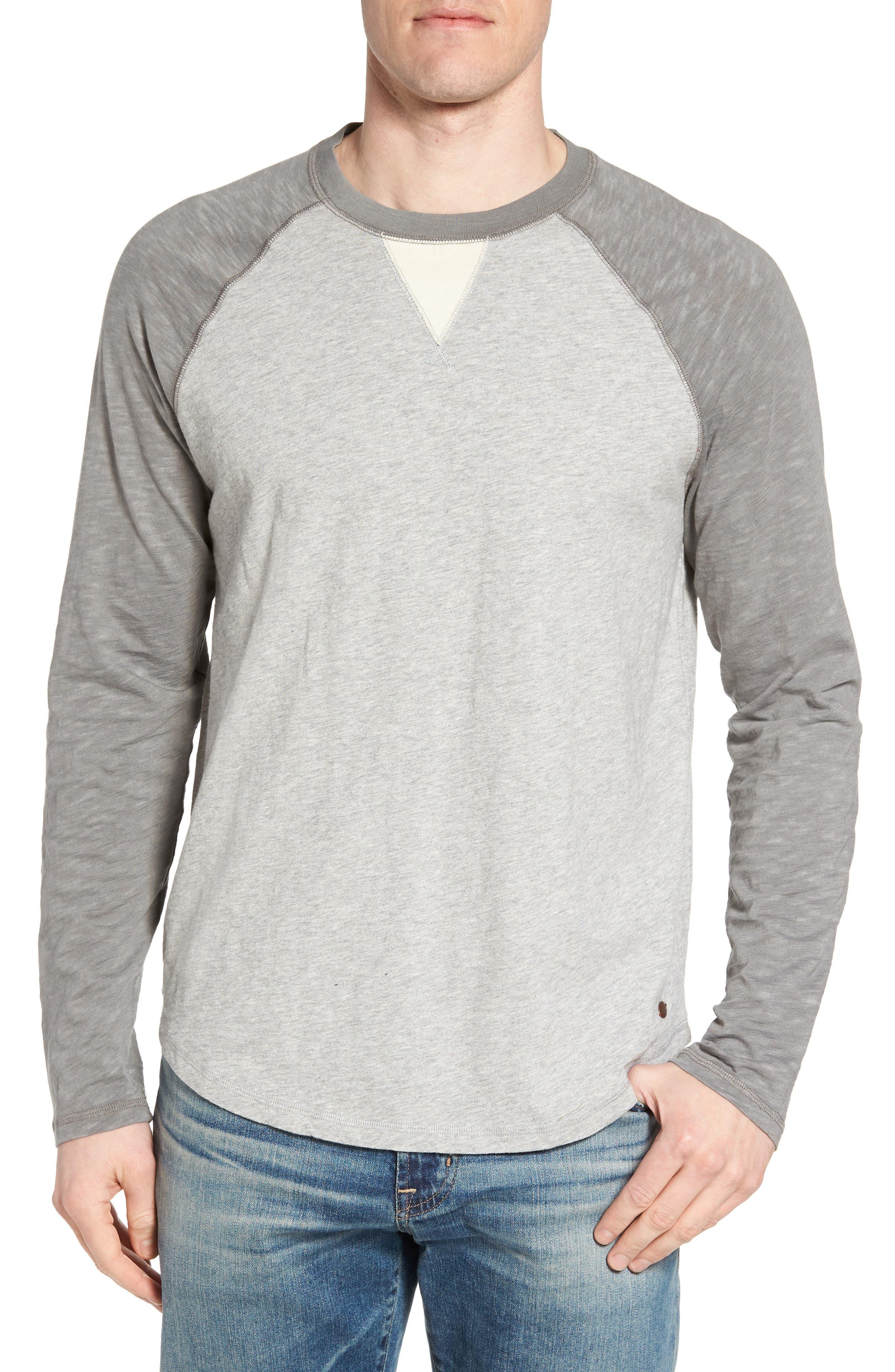 Vintage Raglan Shirt,                         Main,                         color,