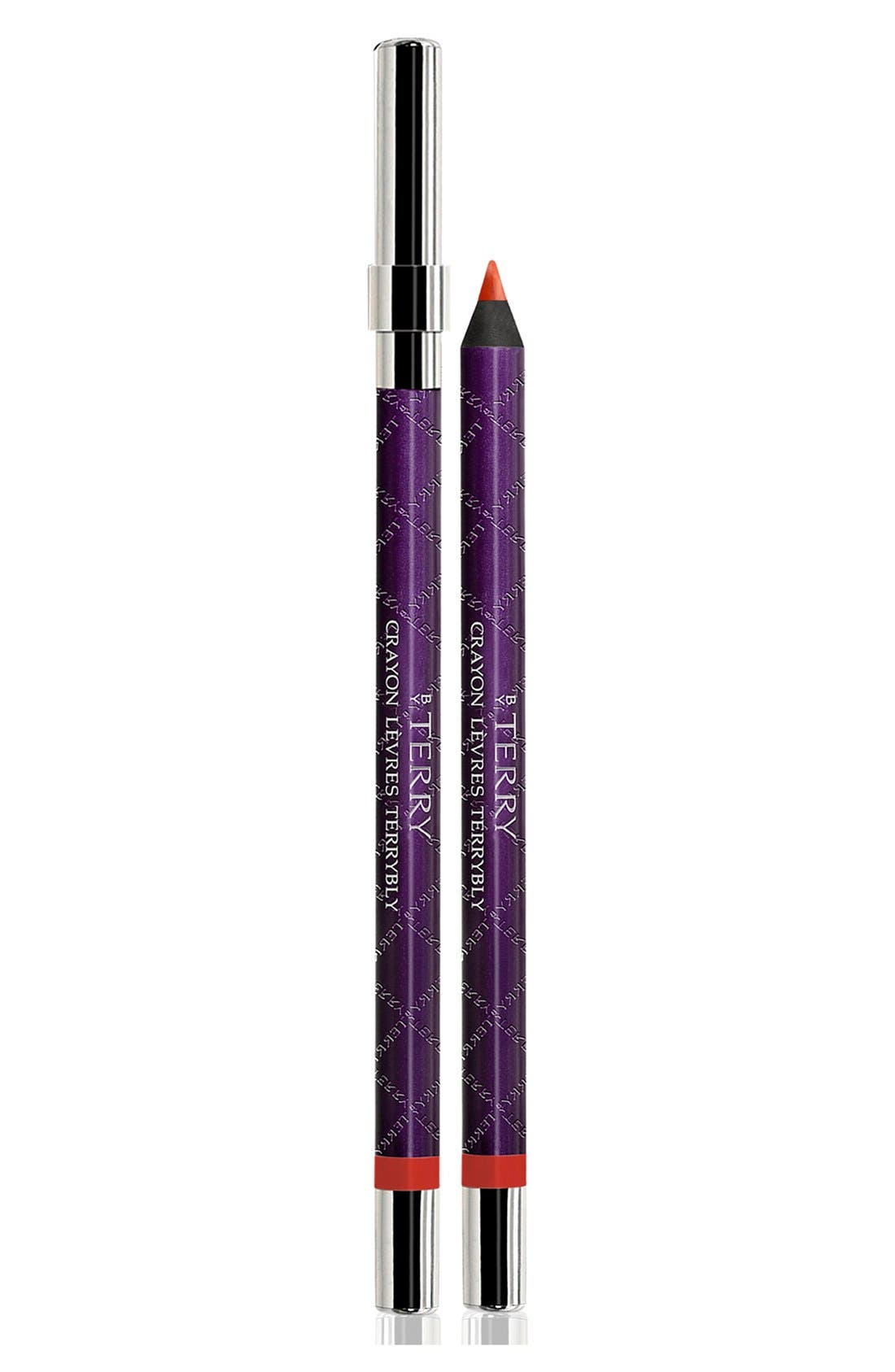 SPACE.NK.apothecary By Terry Crayon Lèvres Terrybly Lip Pencil,                             Alternate thumbnail 5, color,                             600