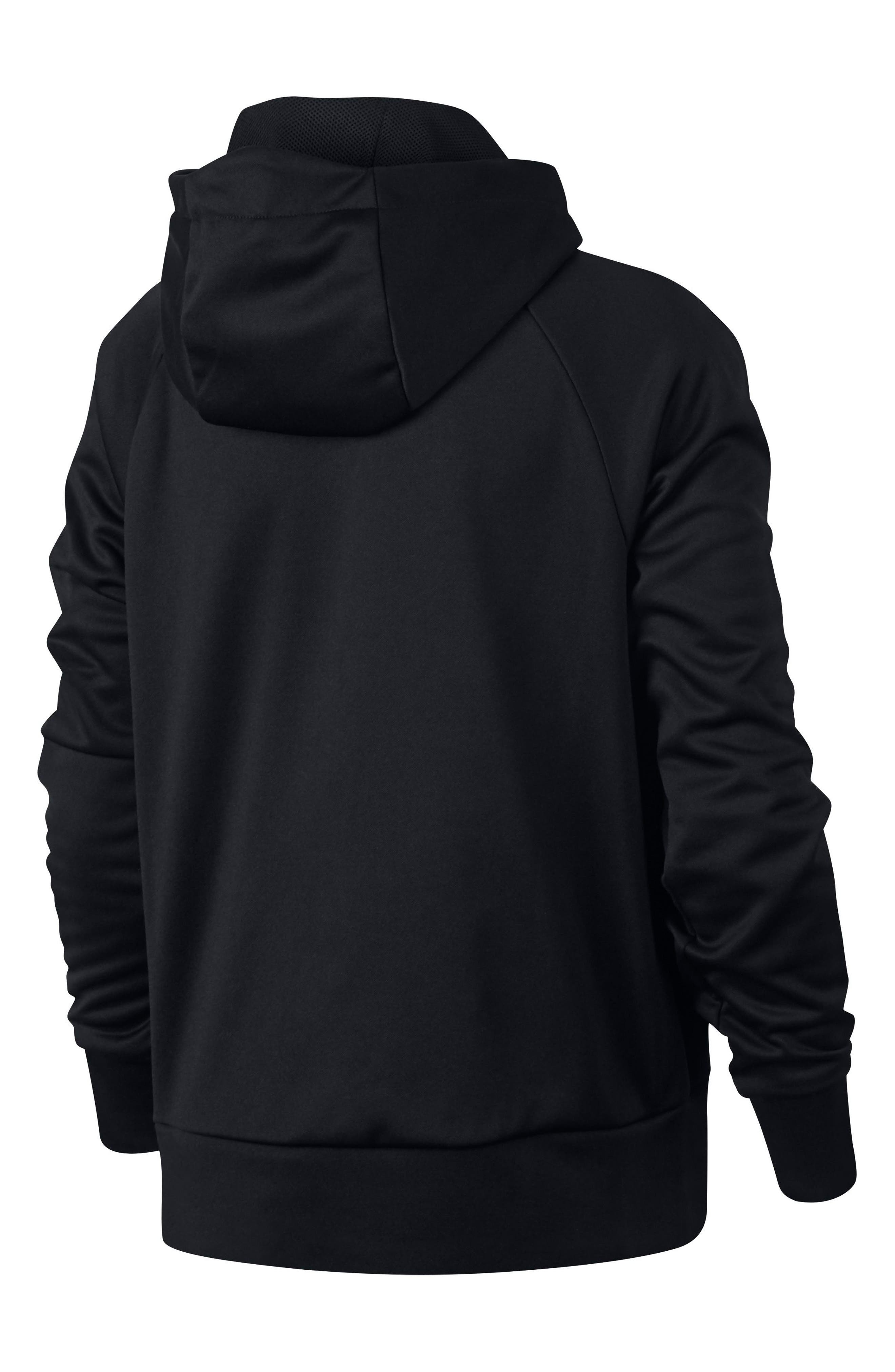 Therma Dry Hoodie,                             Alternate thumbnail 2, color,                             010