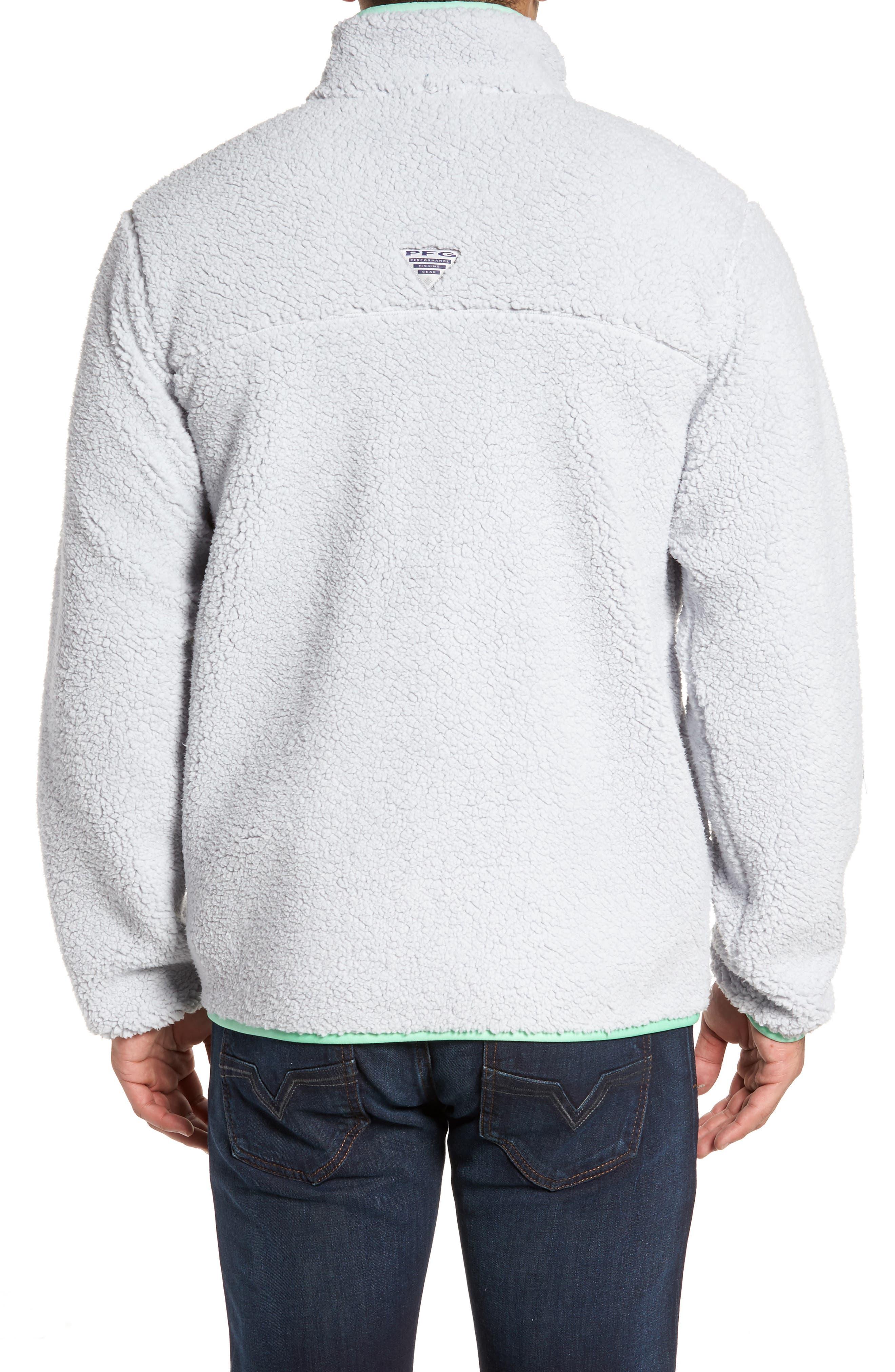 Harborside Fleece Jacket,                             Alternate thumbnail 7, color,