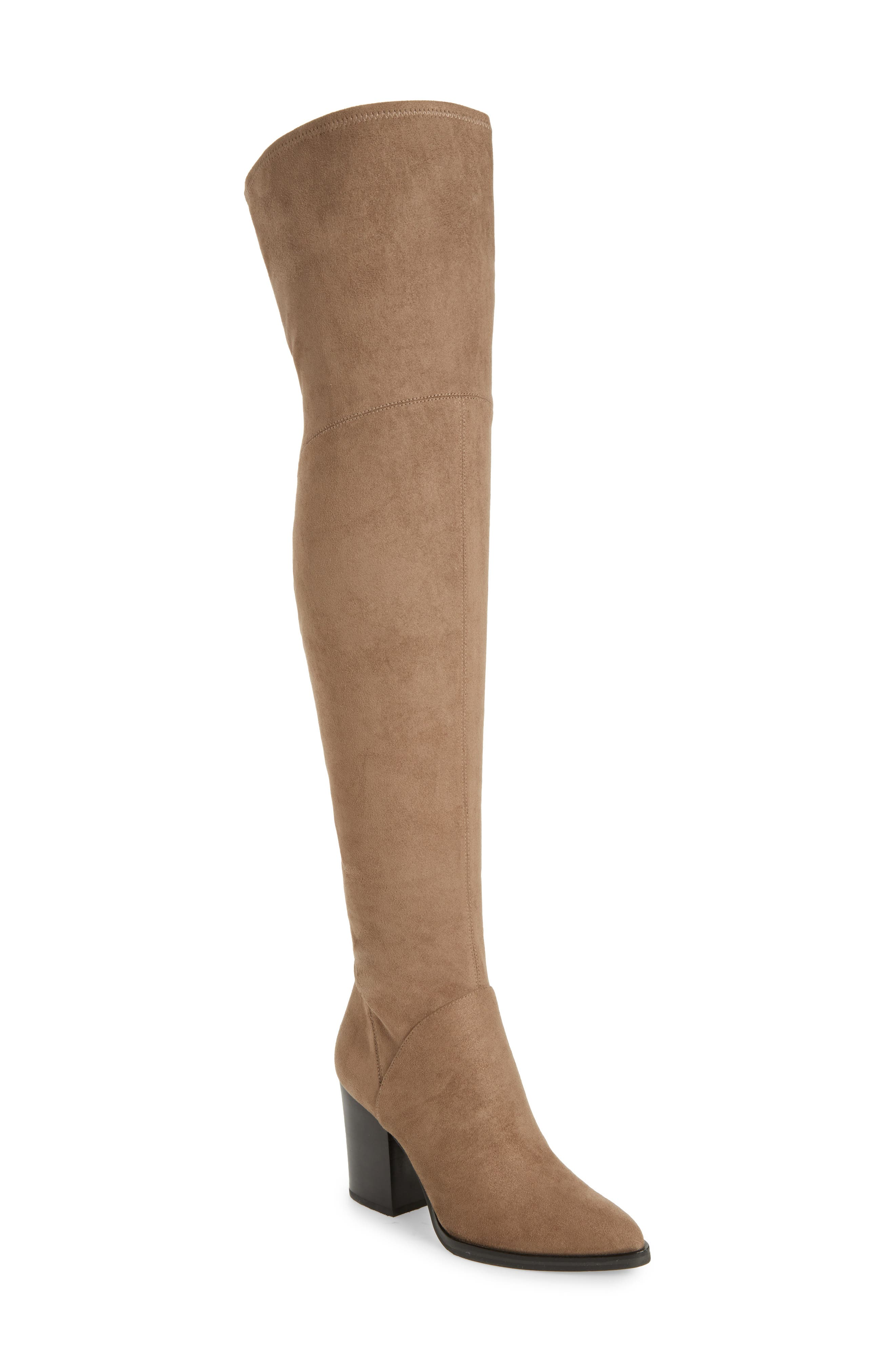 Arrine Over the Knee Boot,                             Main thumbnail 1, color,                             250