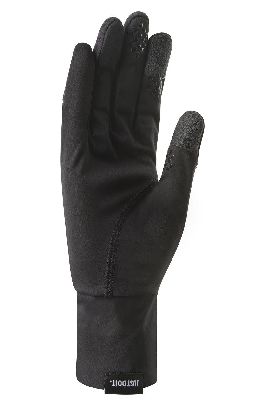 NIKE,                             'Vapor Flash 2.0' Gloves,                             Alternate thumbnail 2, color,                             078