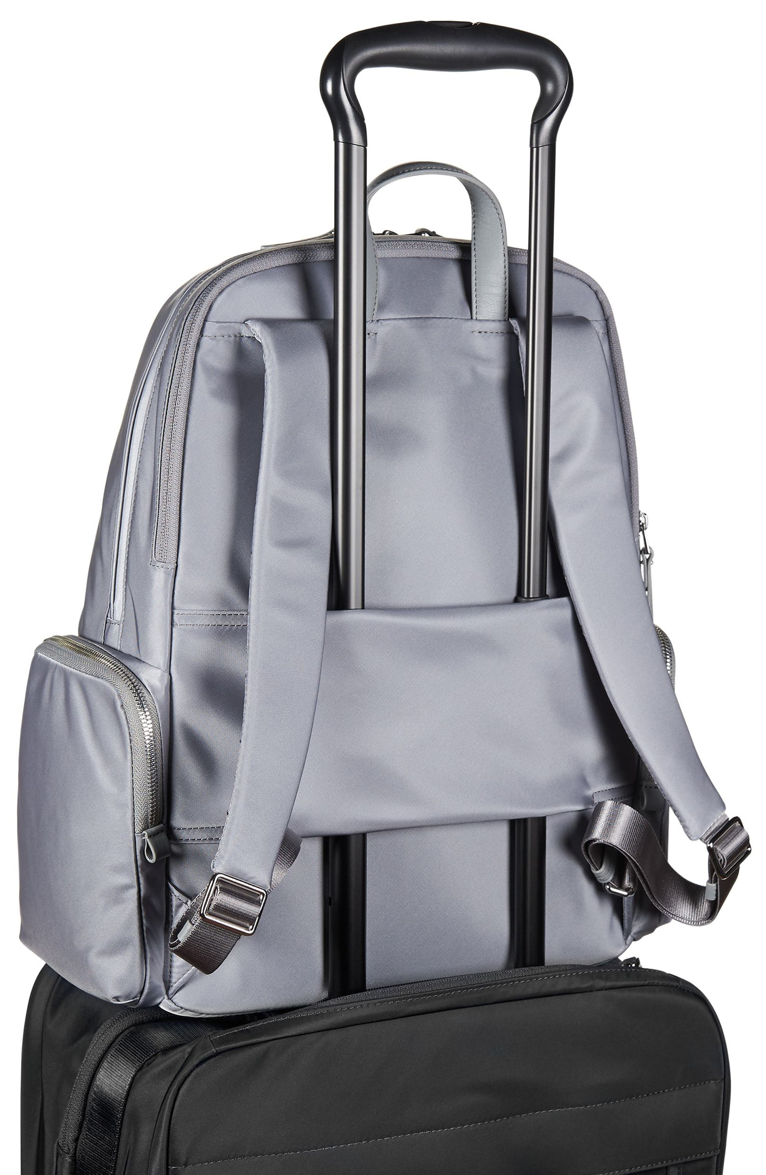 Calais Nylon 15-Inch Computer Commuter Backpack,                             Alternate thumbnail 6, color,                             021