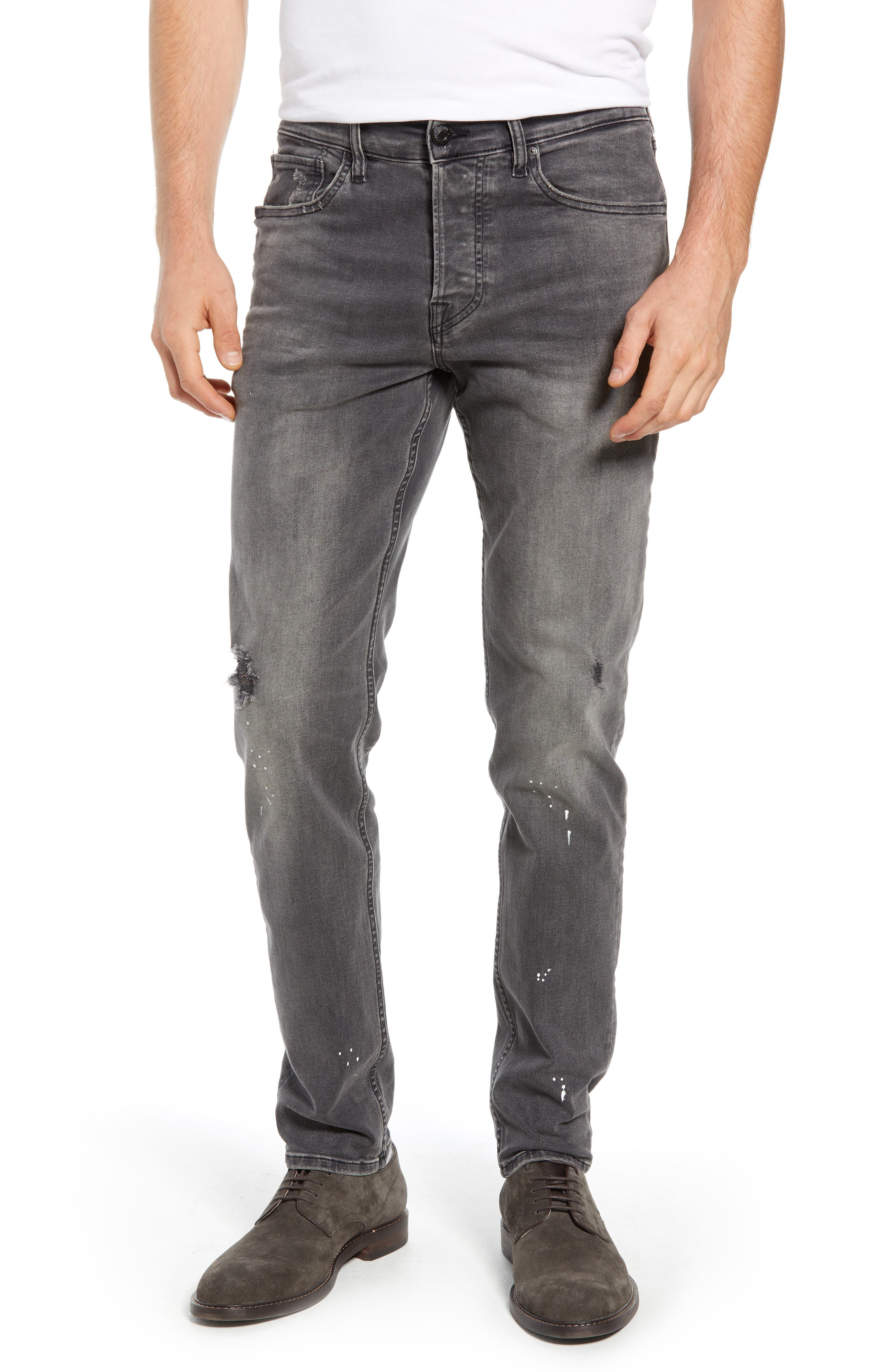Sartor Slouchy Skinny Fit Jeans,                         Main,                         color, LANG