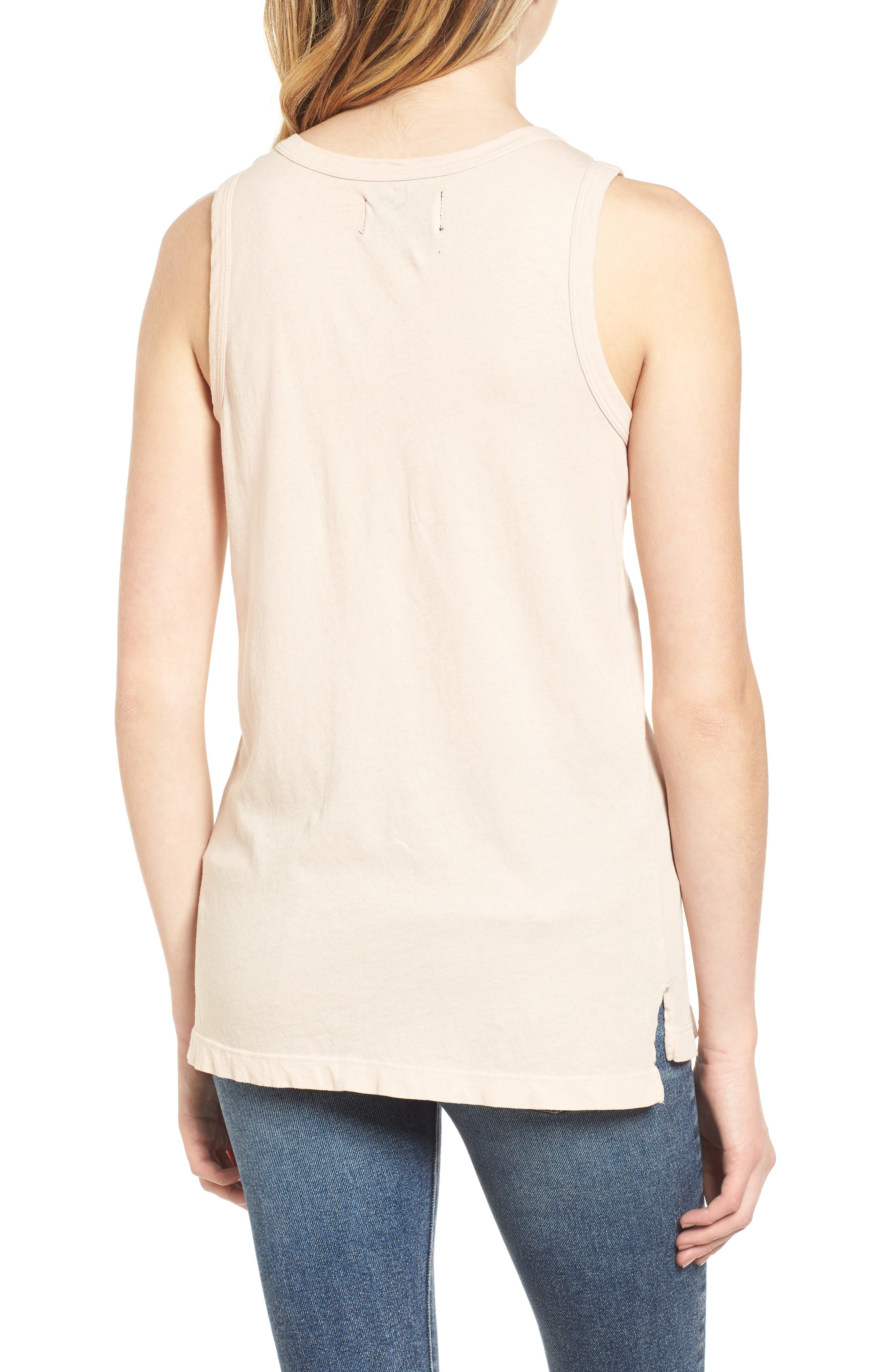 The Muscle Tee,                             Alternate thumbnail 2, color,                             693