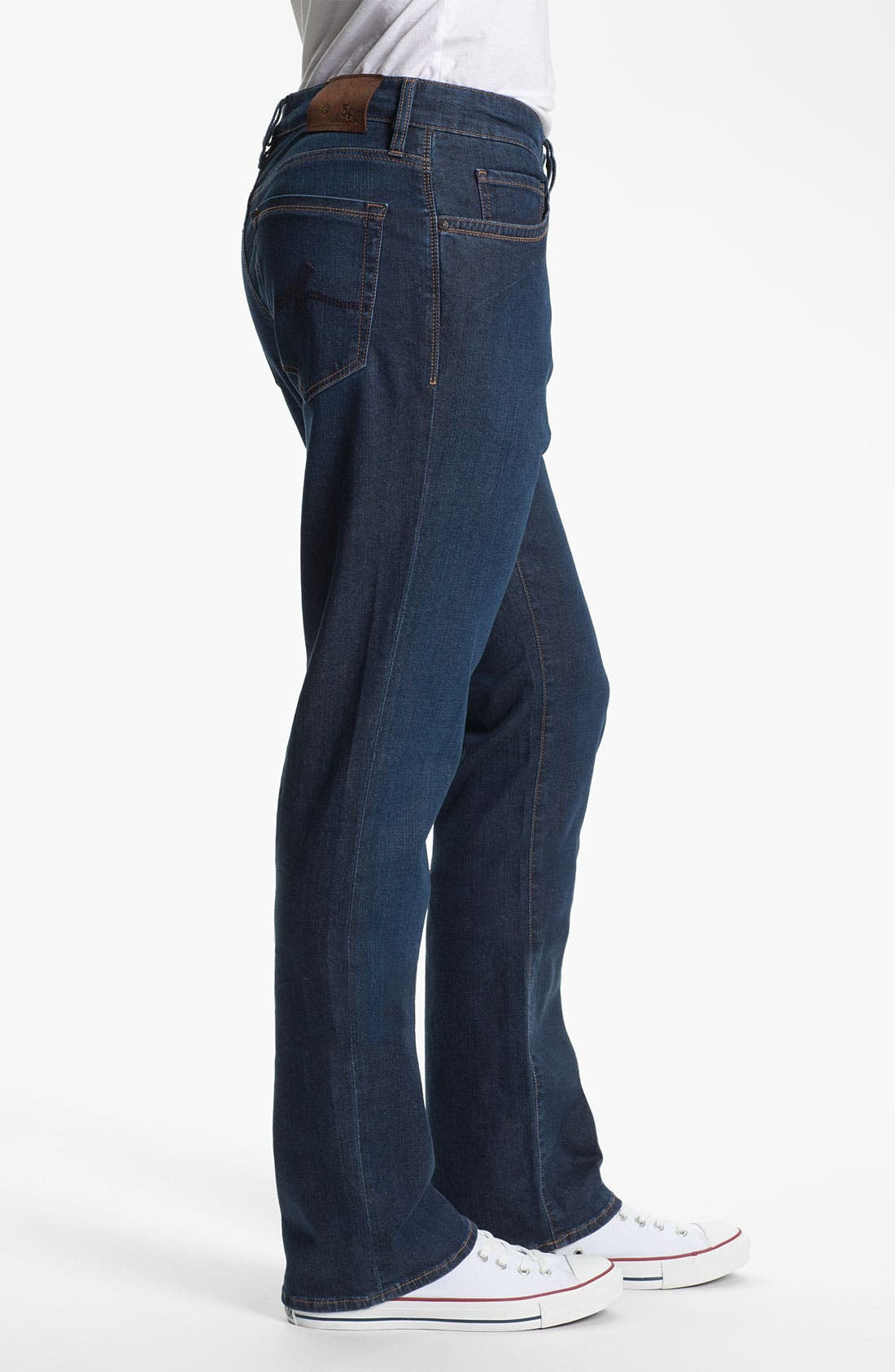 34 HERITAGE,                             'Charisma' Classic Relaxed Fit Jeans,                             Alternate thumbnail 4, color,                             DARK CASHMERE WASH