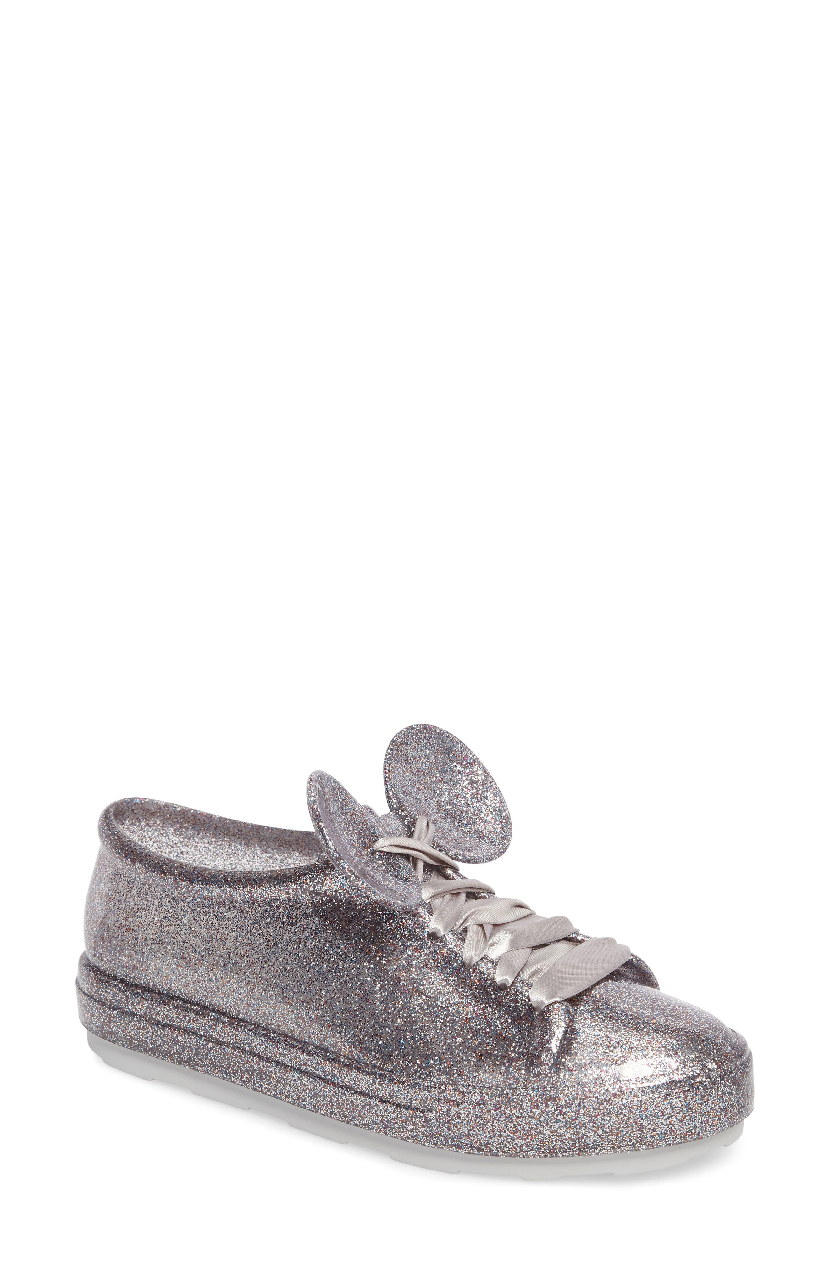 Be Disney Mouse Ear Sneaker,                         Main,                         color, 049