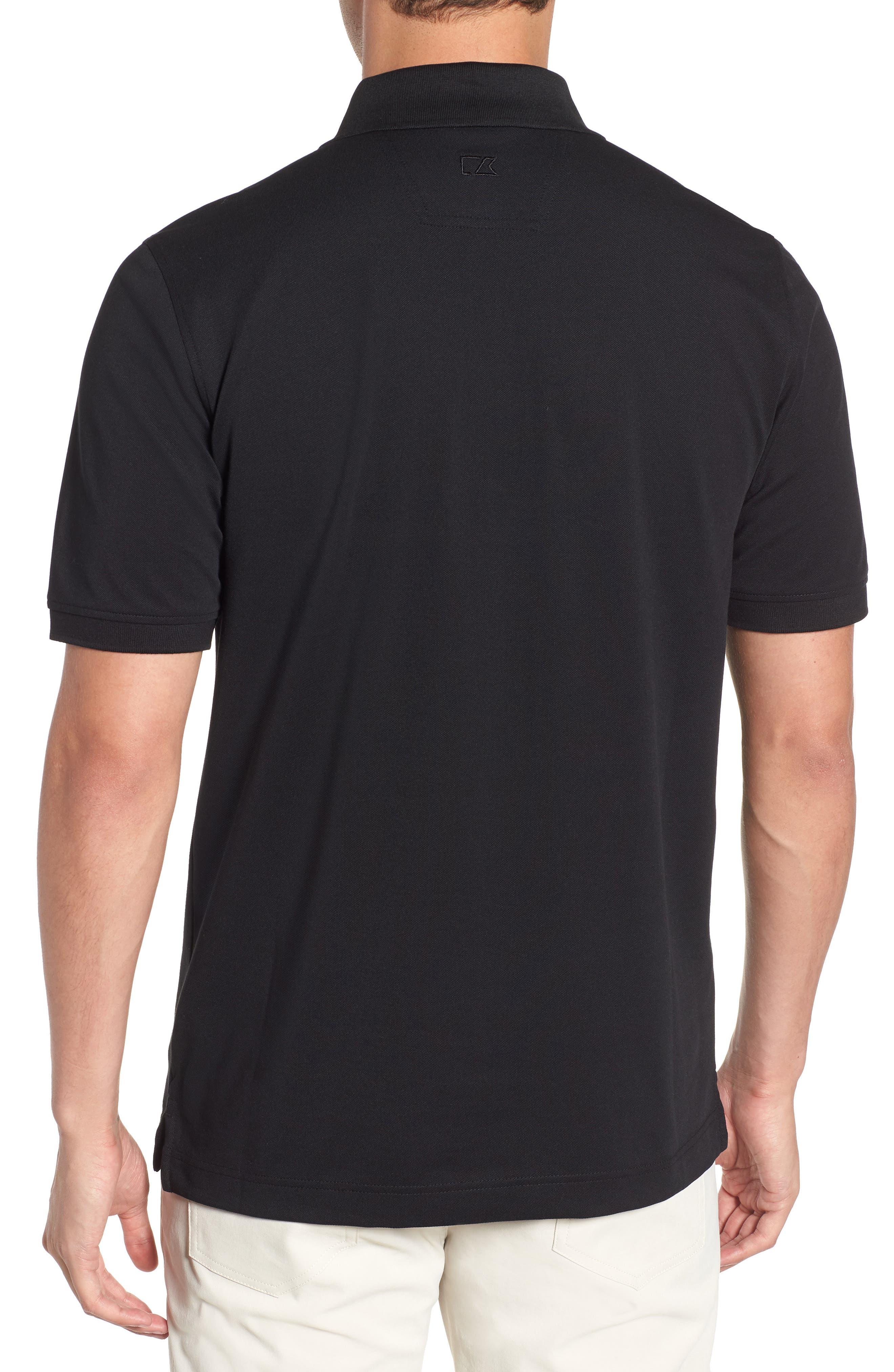 Pittsburgh Steelers - Advantage Regular Fit DryTec Polo,                             Alternate thumbnail 2, color,                             001