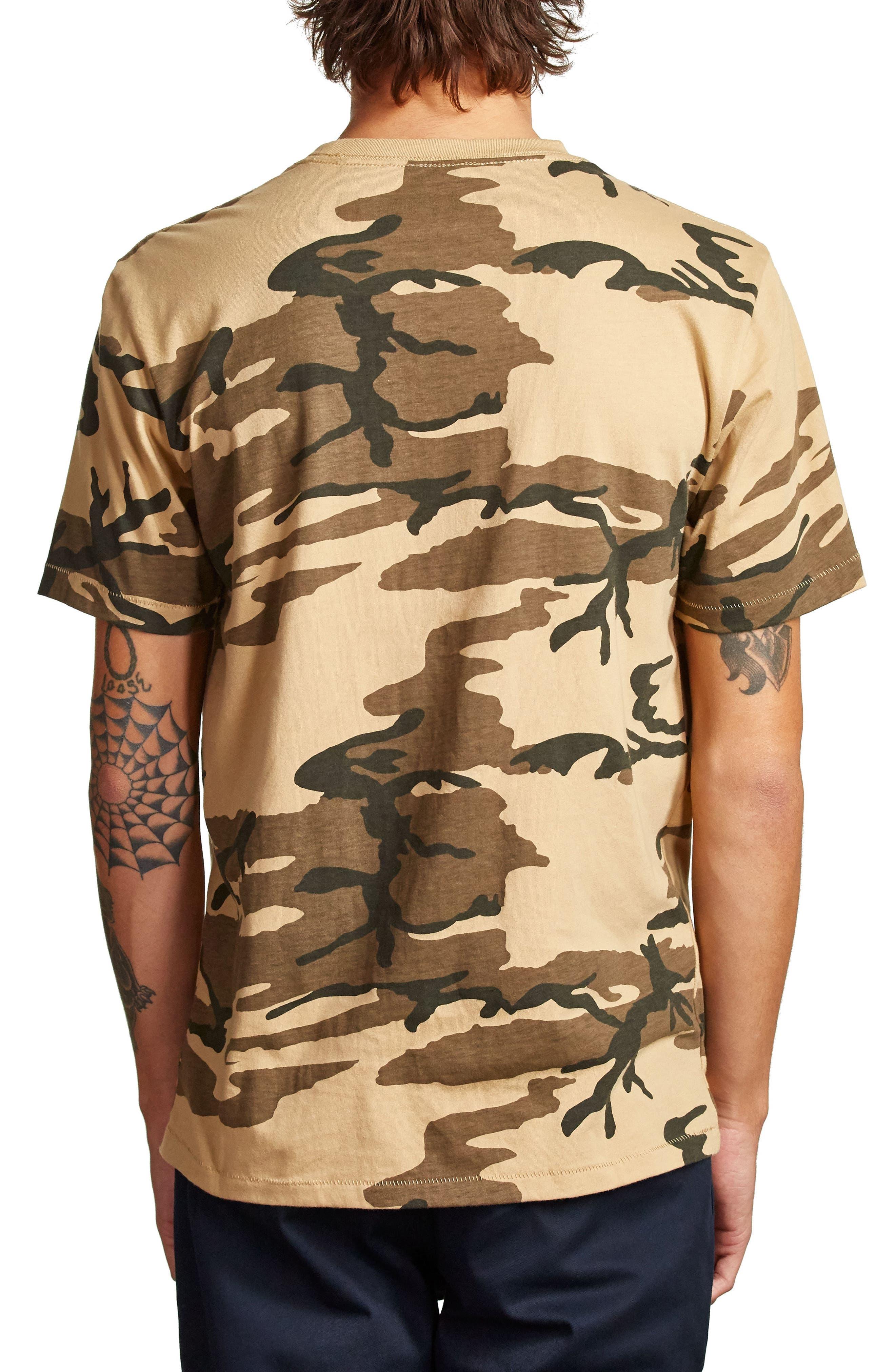 Battalion Graphic T-Shirt,                             Alternate thumbnail 4, color,