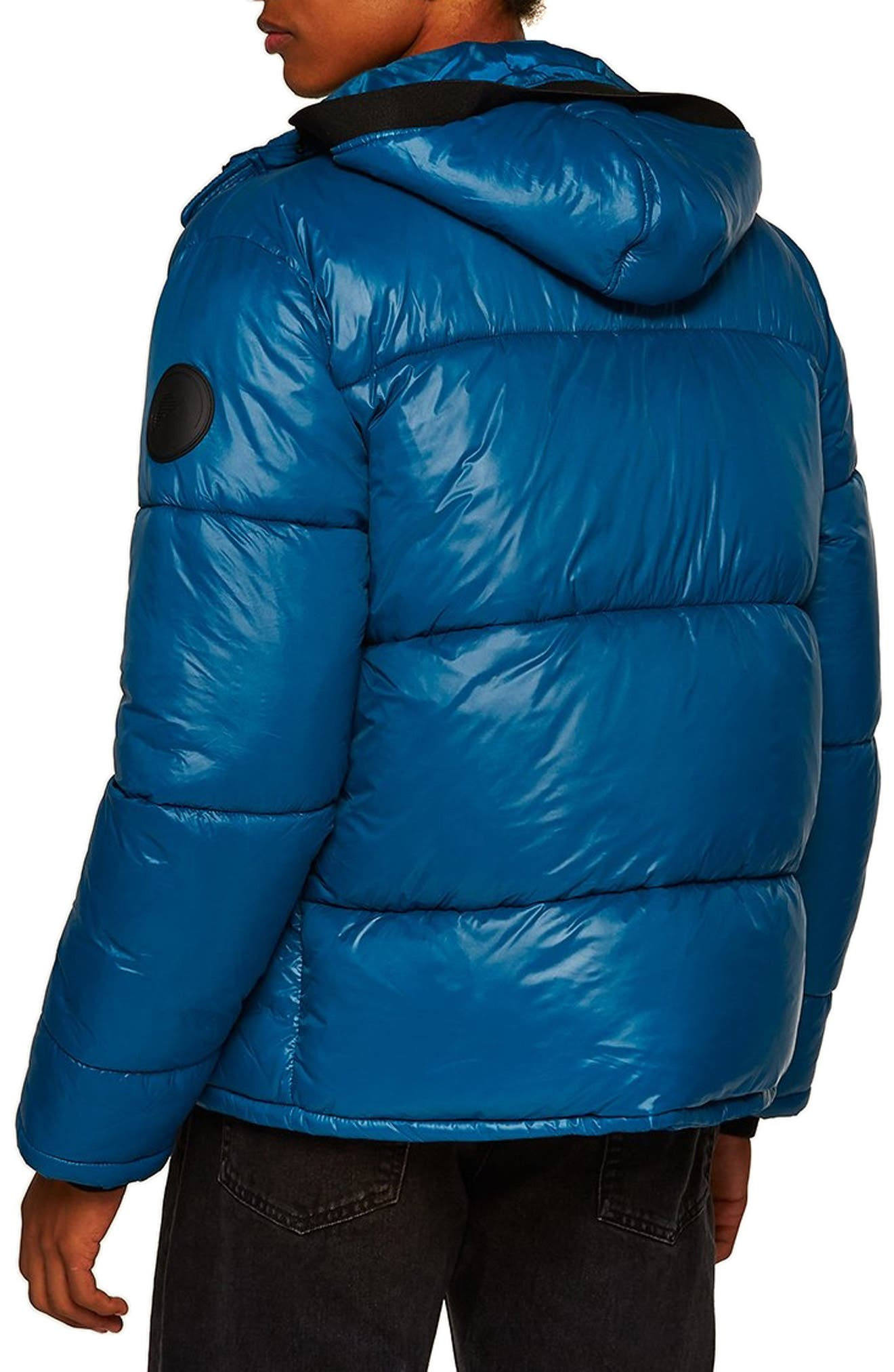 Puffer Jacket,                             Alternate thumbnail 2, color,                             401