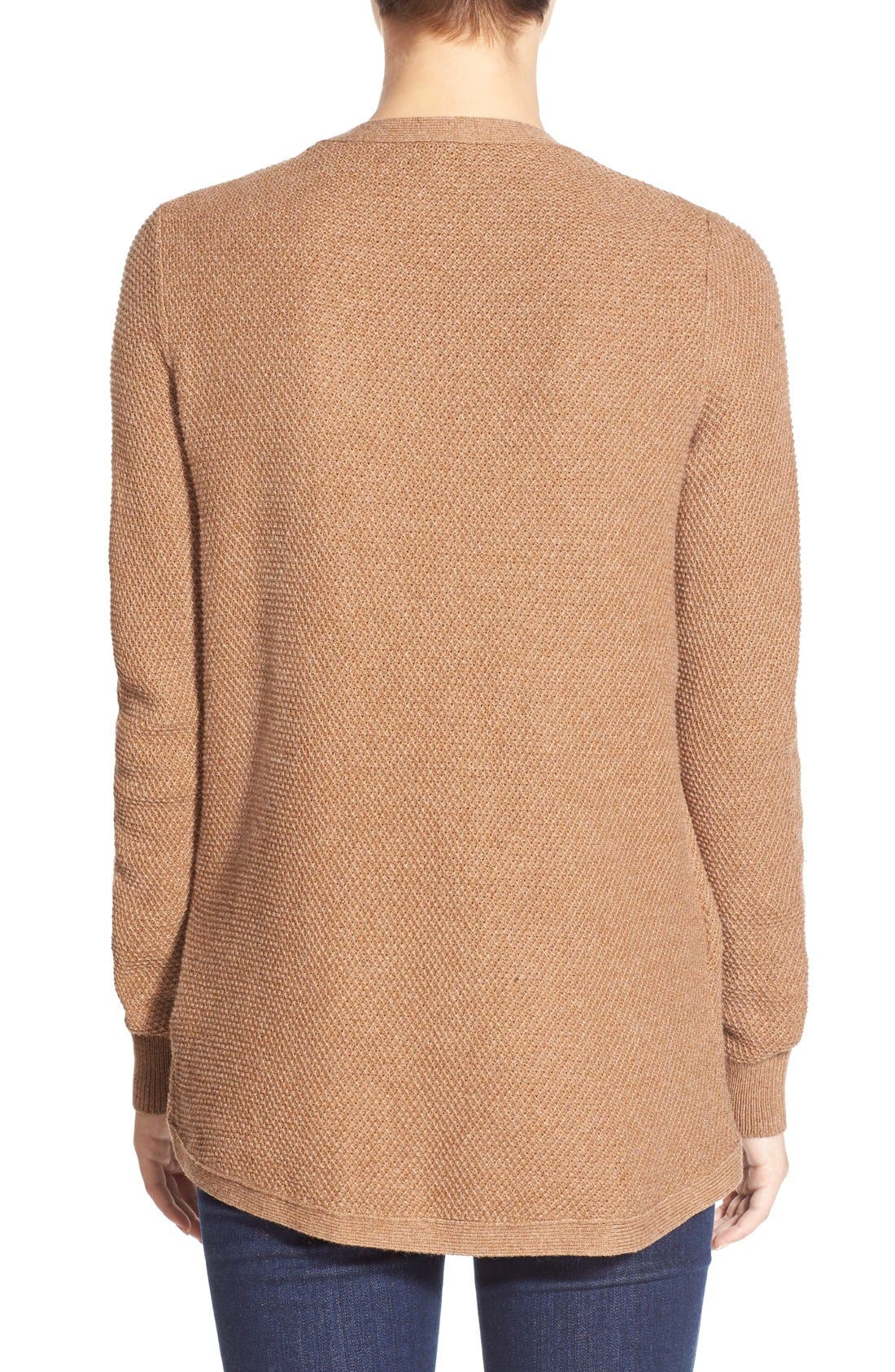 'Feature' Pullover Sweater,                             Alternate thumbnail 3, color,                             250