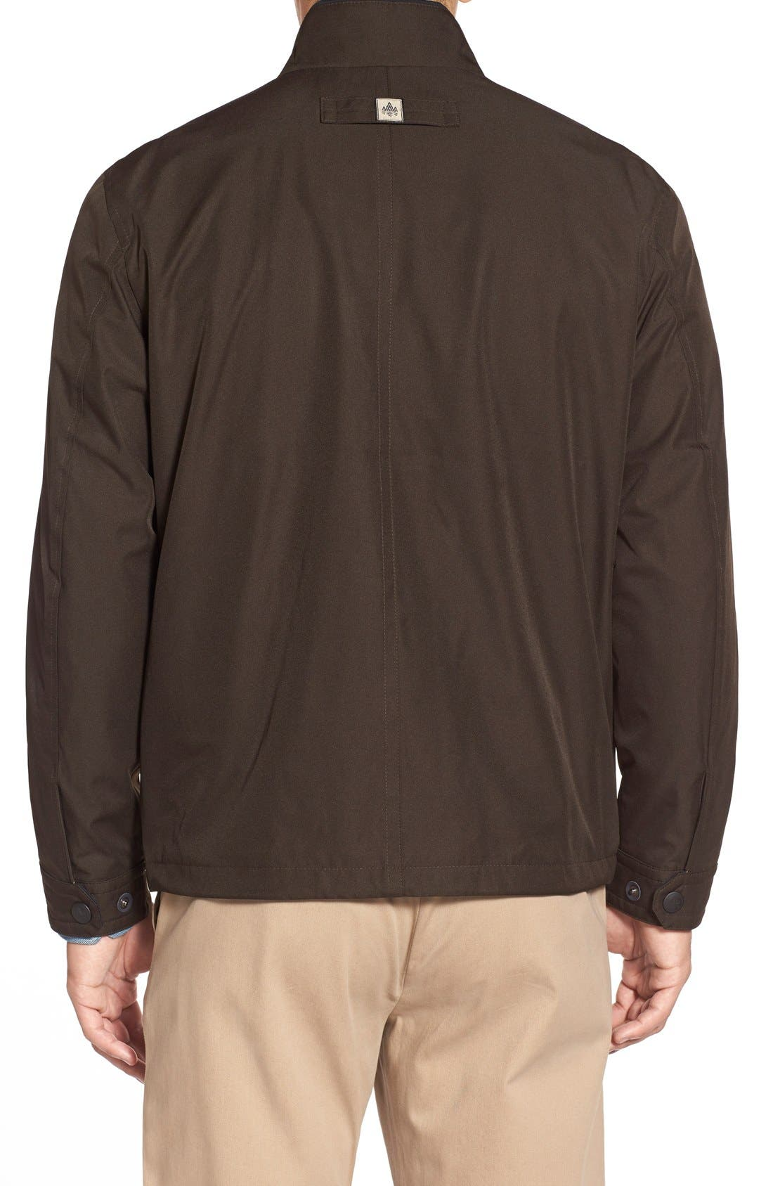 Waterproof & Windproof Bomber,                             Alternate thumbnail 13, color,