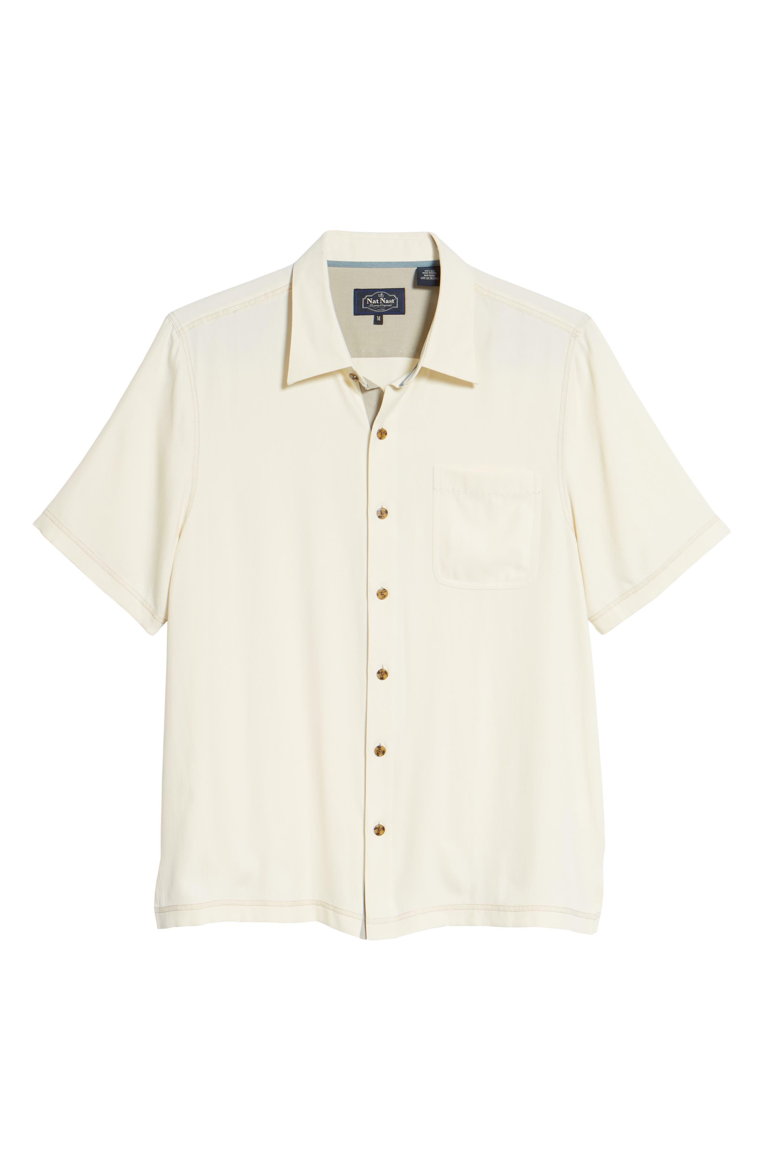 New Originals Silk Sport Shirt,                             Alternate thumbnail 17, color,