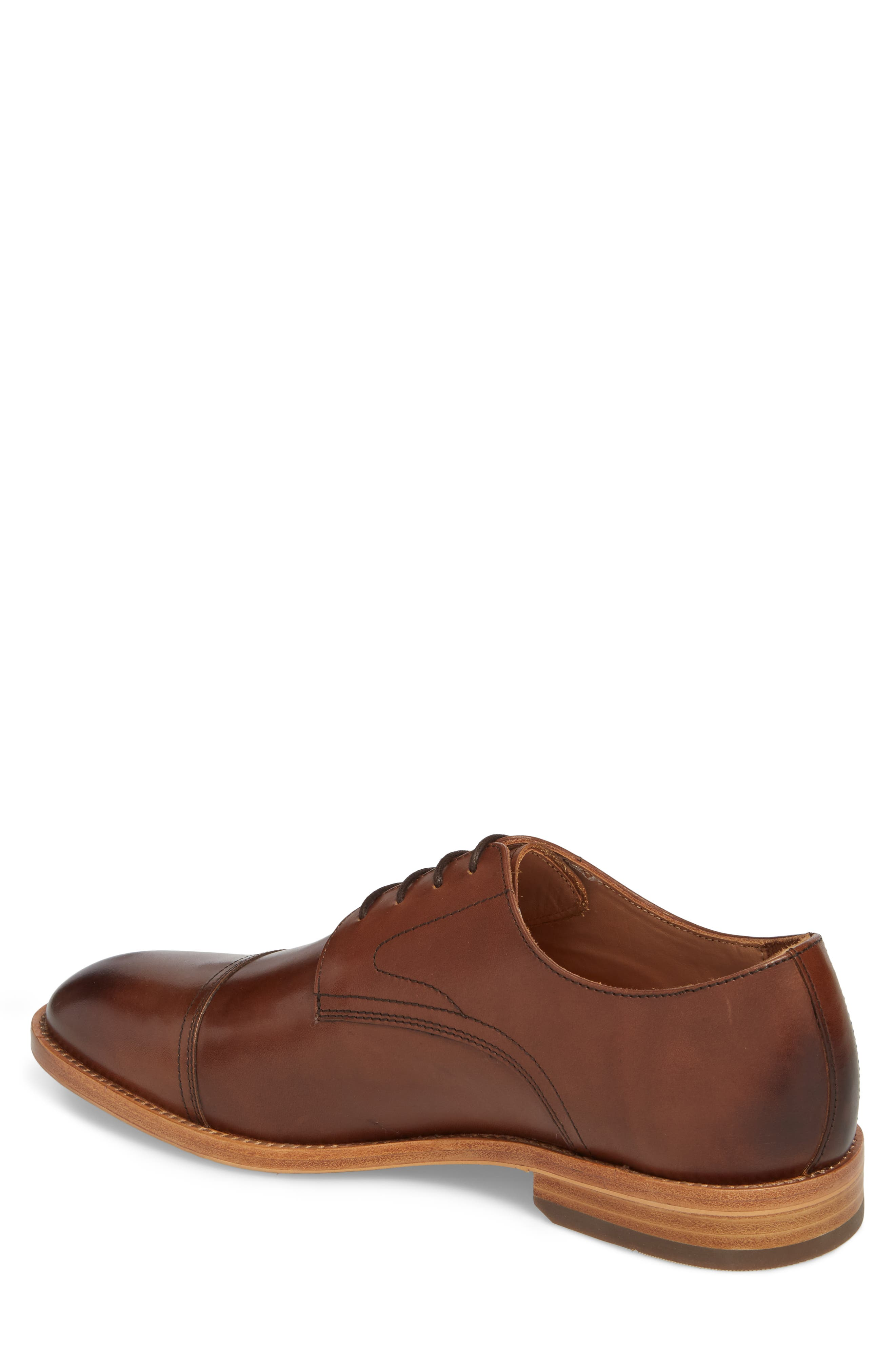 JOHN W. NORDSTROM<SUP>®</SUP>,                             Franco Cap Toe Derby,                             Alternate thumbnail 2, color,                             210