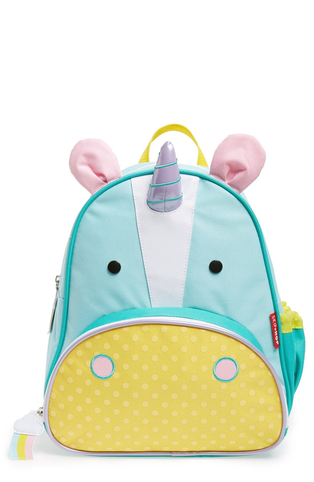 Zoo Pack Backpack,                         Main,                         color, YELLOW