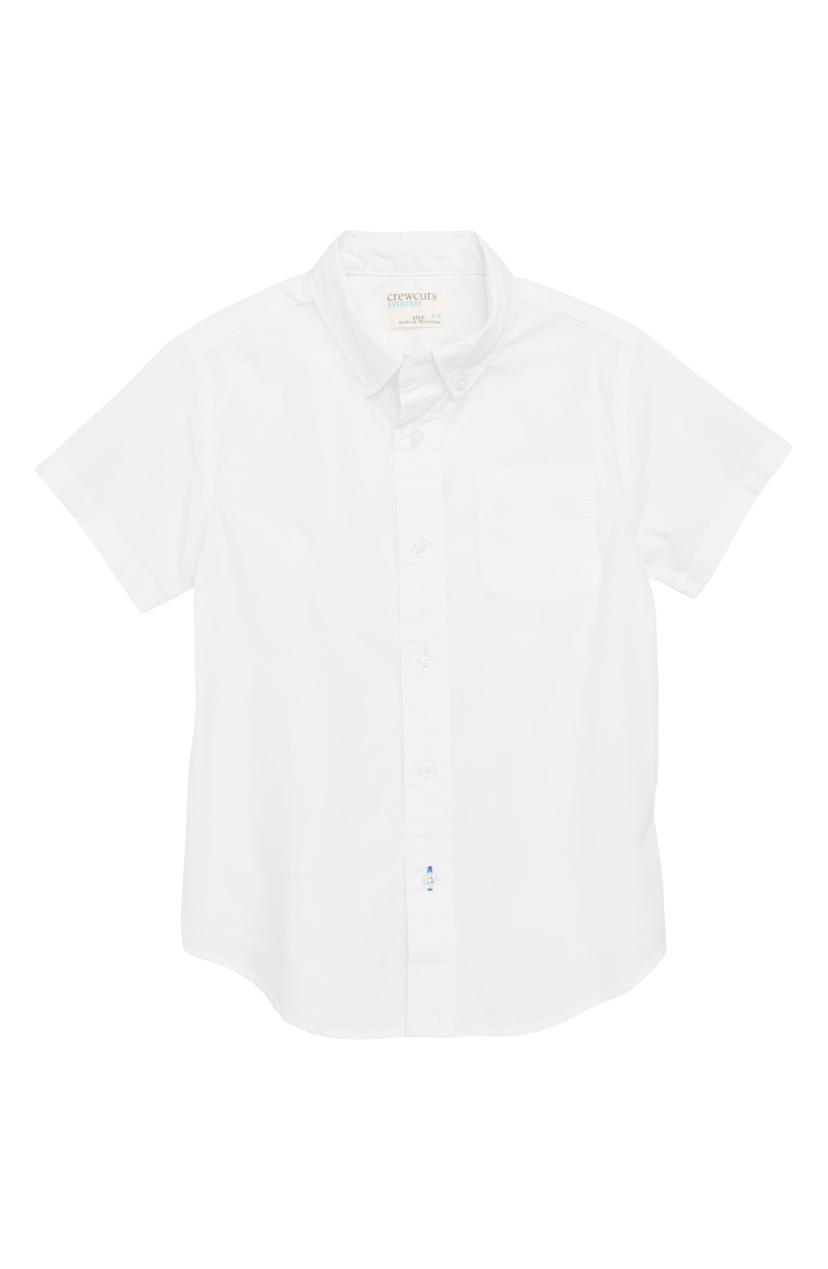Secret Wash Woven Shirt,                             Main thumbnail 1, color,                             100