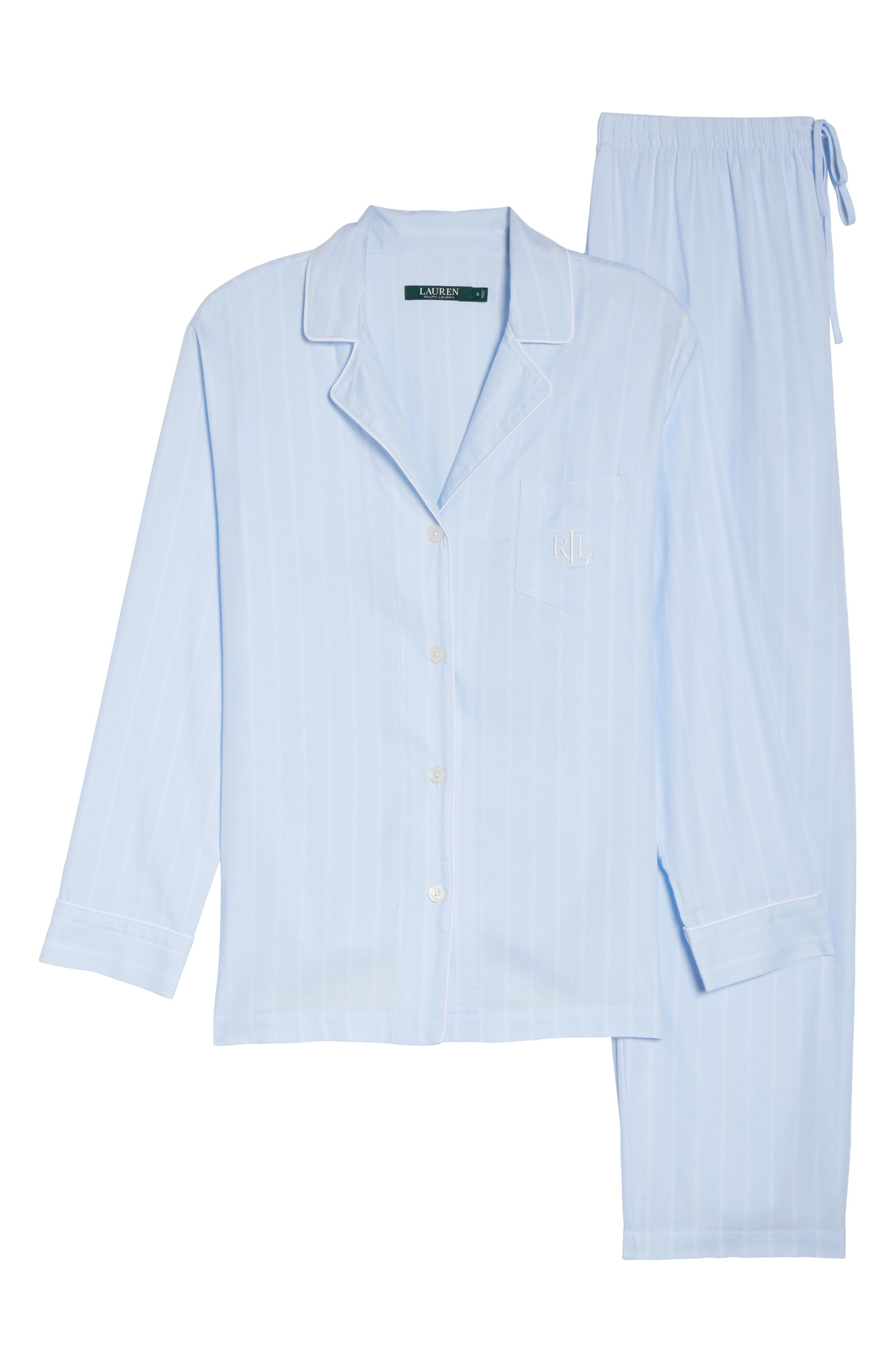 Cotton Pajamas,                             Alternate thumbnail 12, color,