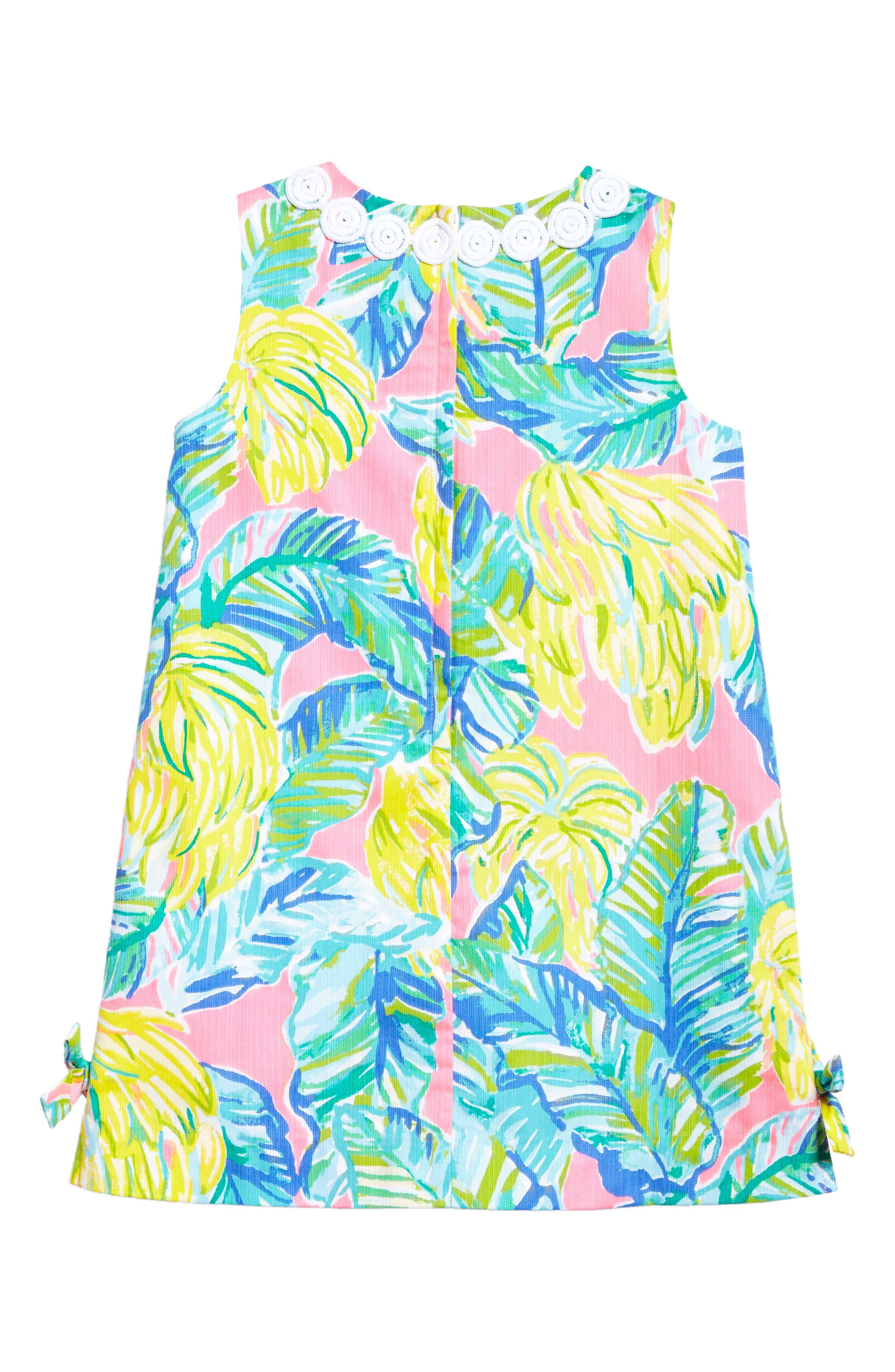 Little Lilly Shift Dress,                             Alternate thumbnail 2, color,                             697