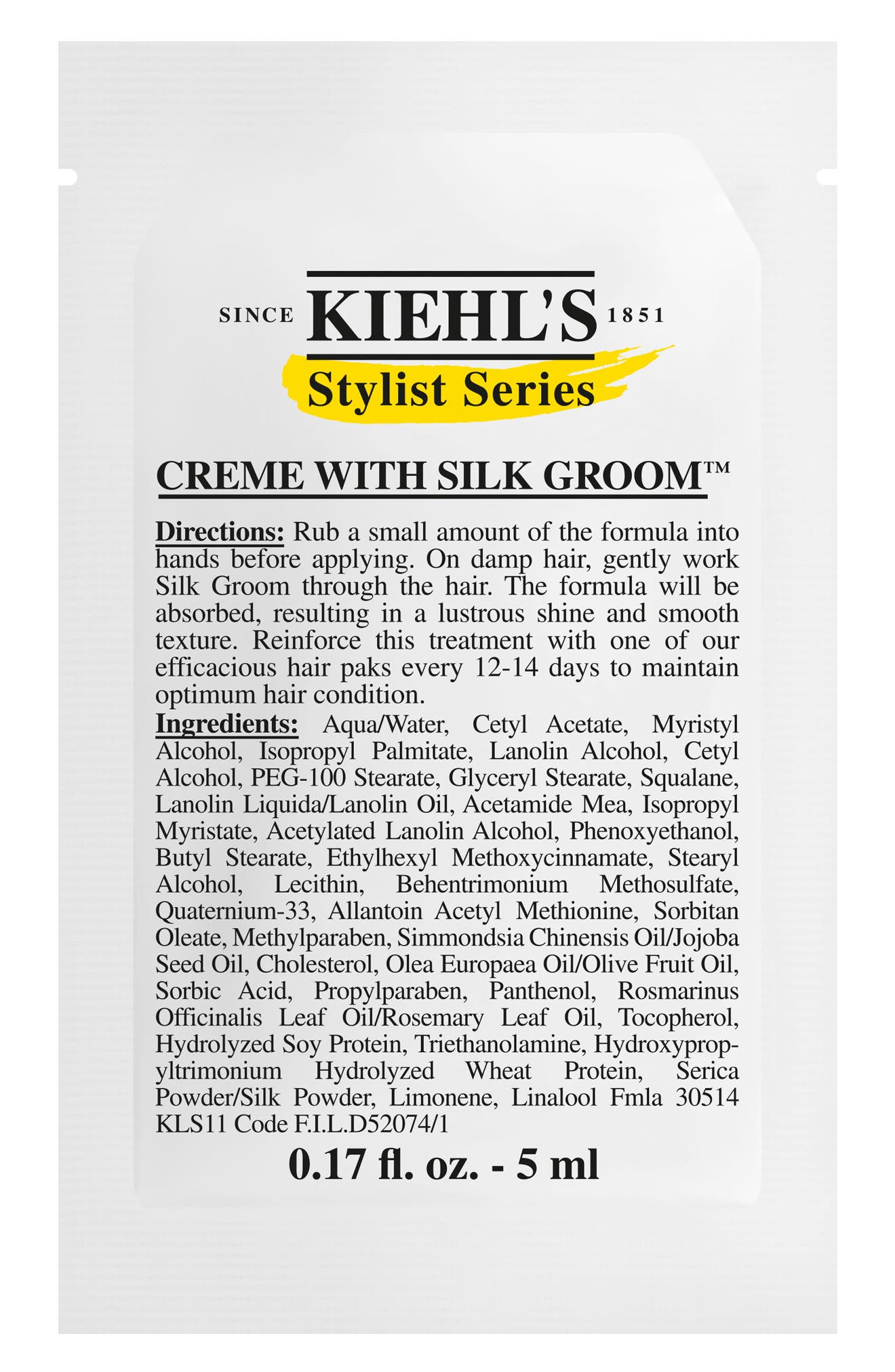 Crème with Silk Groom<sup>™</sup>,                             Alternate thumbnail 3, color,                             NO COLOR