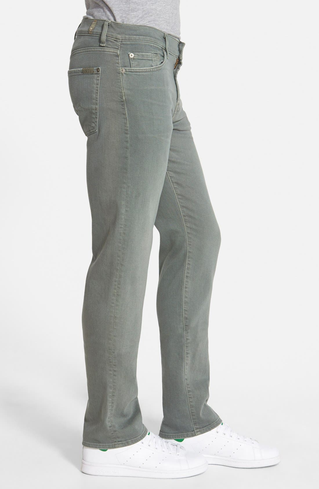 'Slimmy - Luxe Performance' Slim Fit Jeans,                             Alternate thumbnail 63, color,
