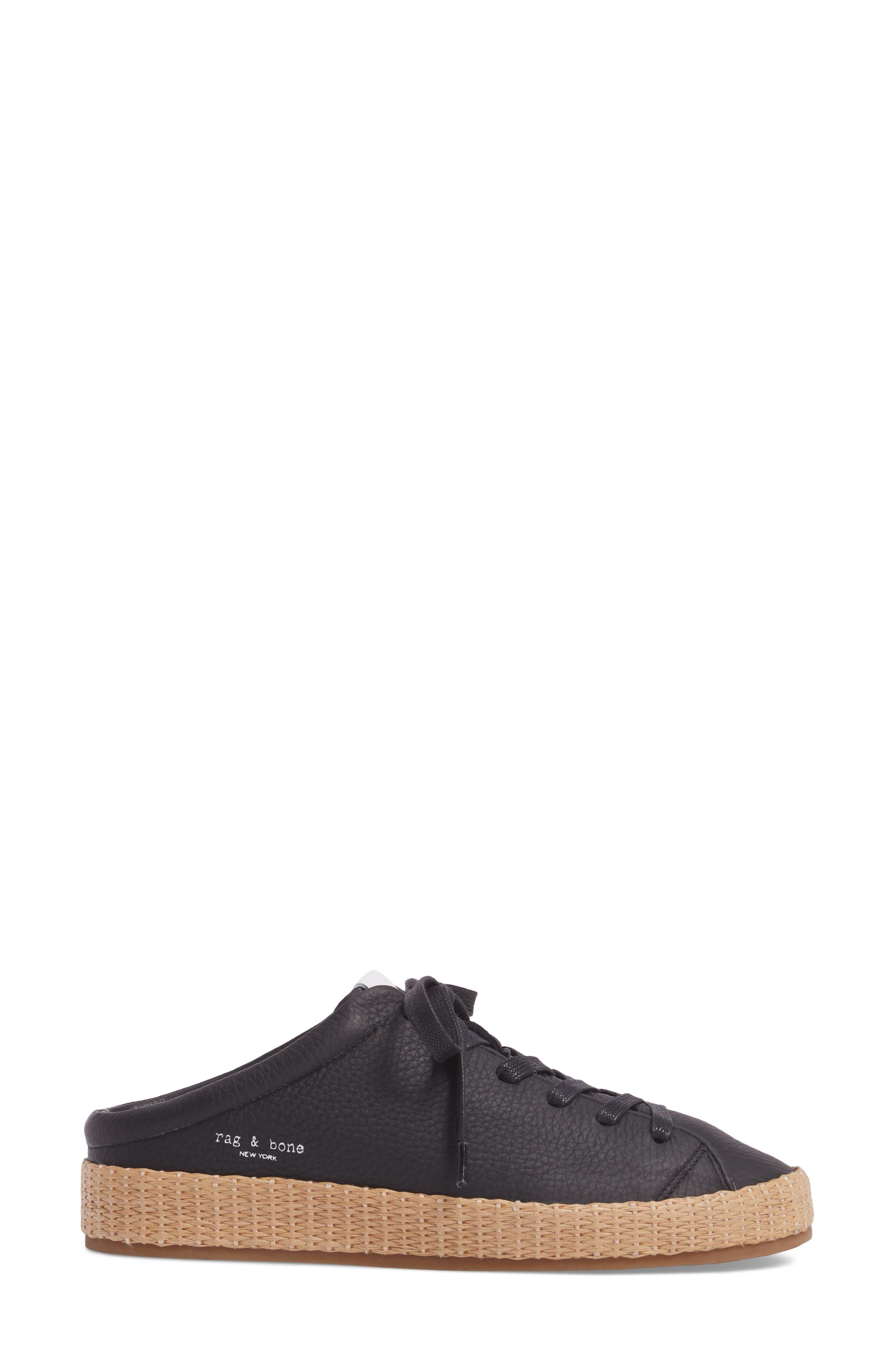 RB1 Slip-On Sneaker,                             Alternate thumbnail 3, color,                             001