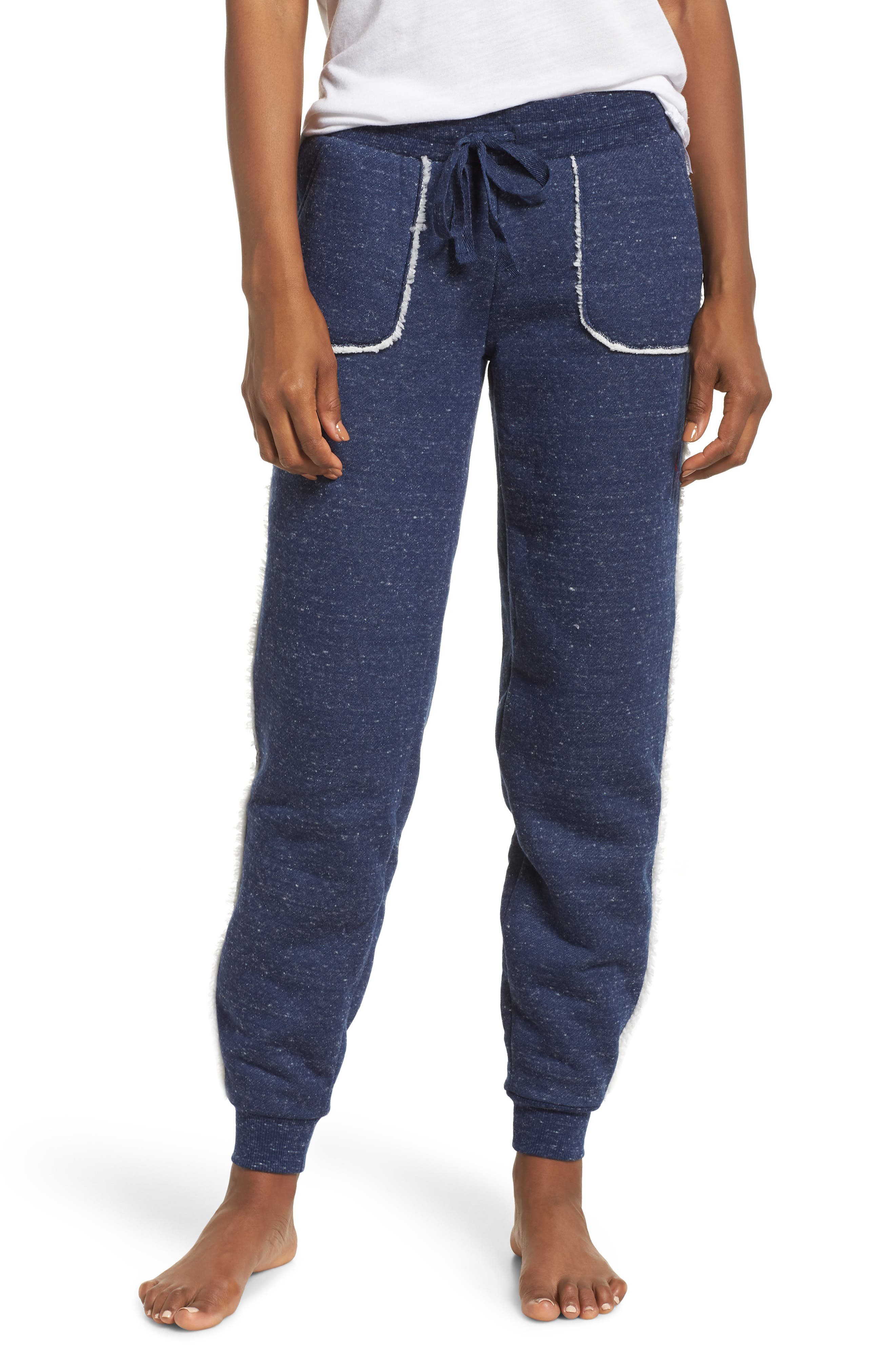 Bonded Jogger Pants, Main, color, 410