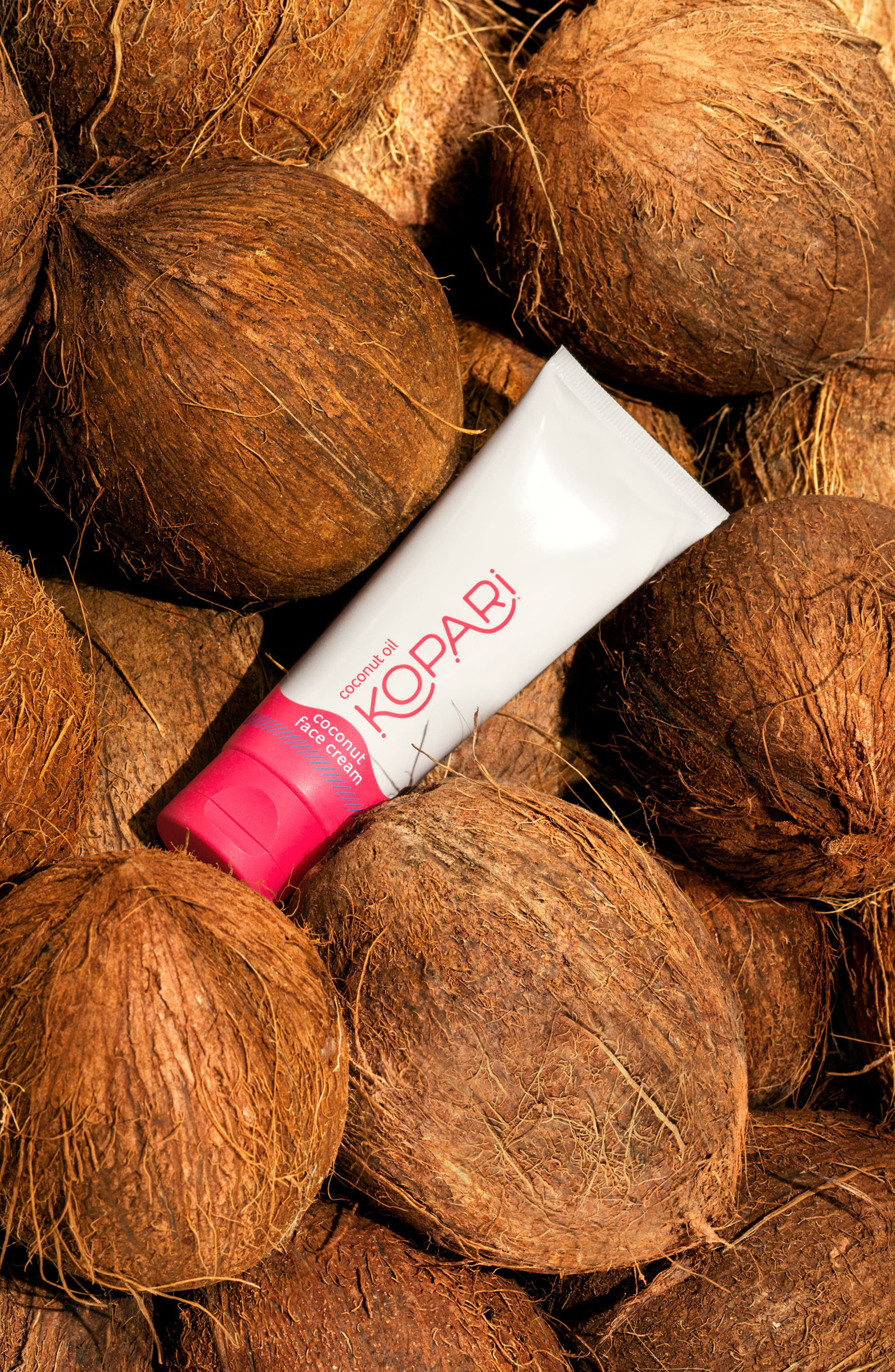 Coconut Face Cream,                             Alternate thumbnail 4, color,                             NO COLOR