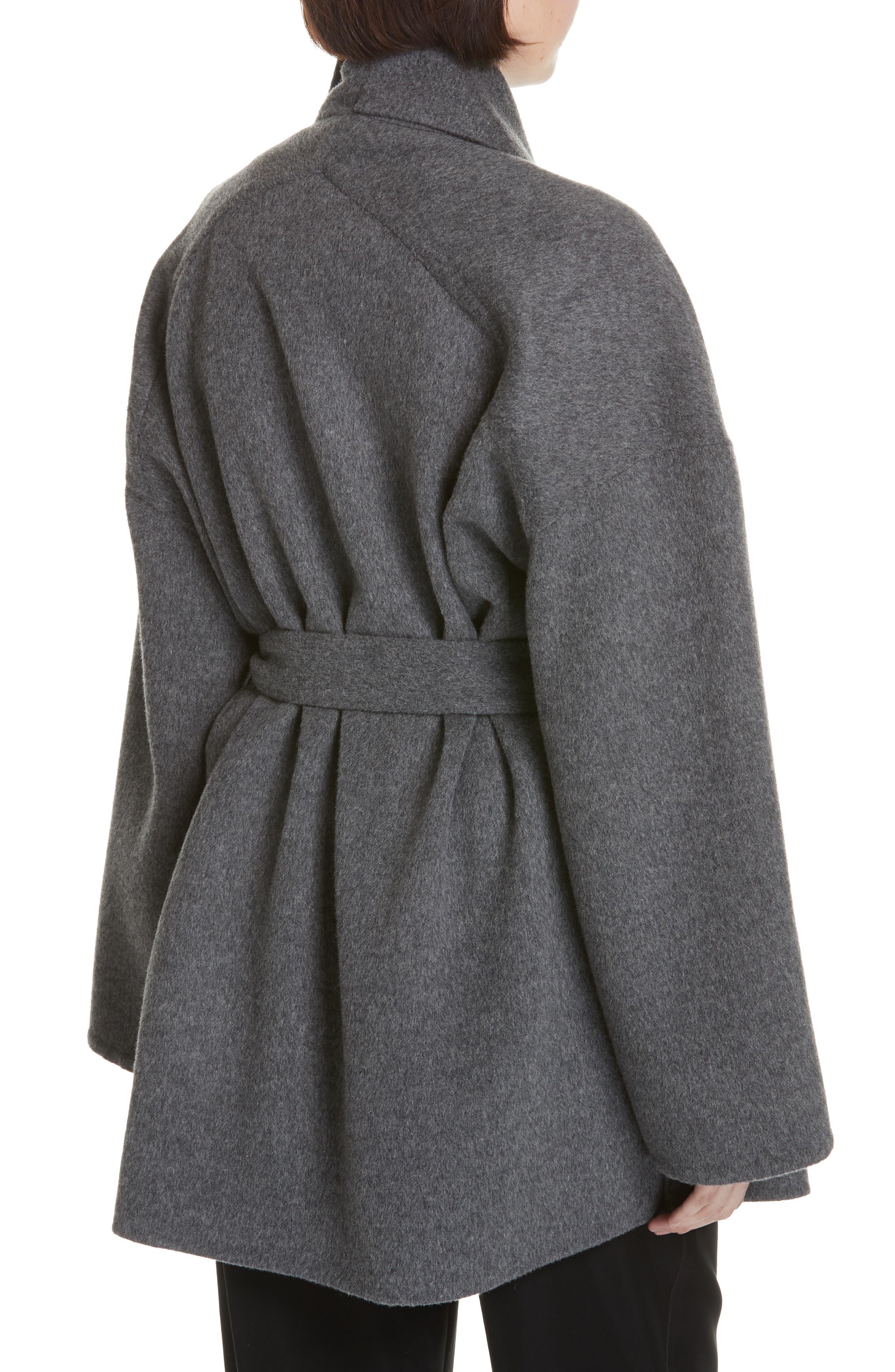 Blanket Coat,                             Alternate thumbnail 2, color,                             H GREY
