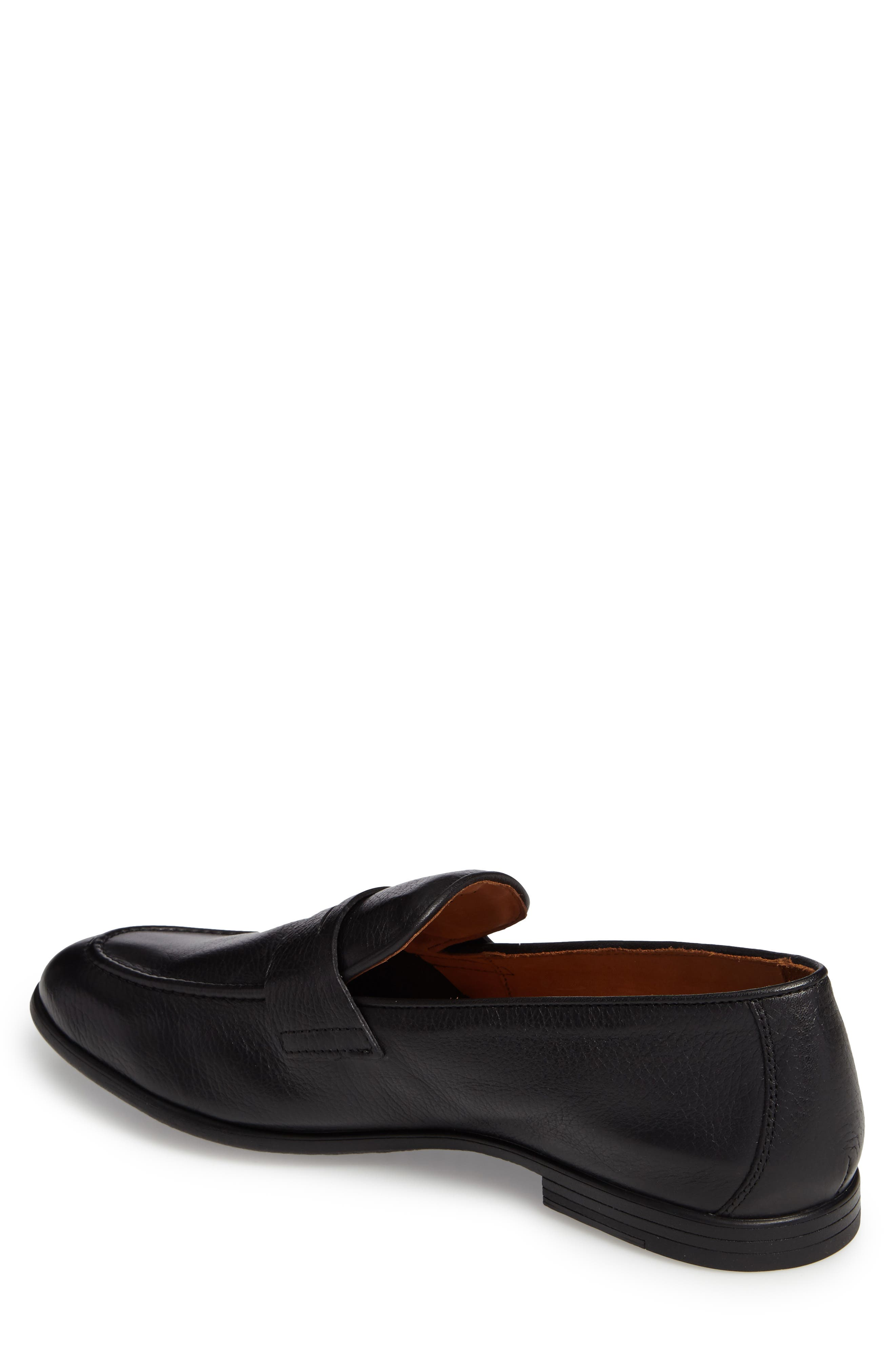 Dillon Penny Loafer,                             Alternate thumbnail 2, color,                             001