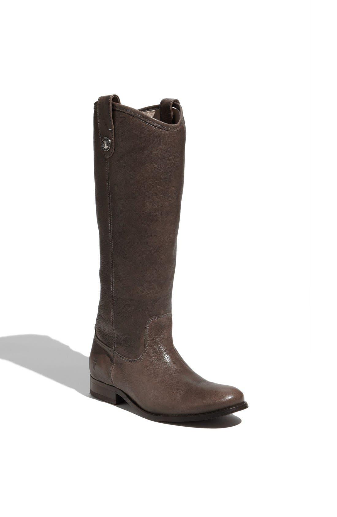 'Melissa Button' Leather Riding Boot,                             Main thumbnail 8, color,