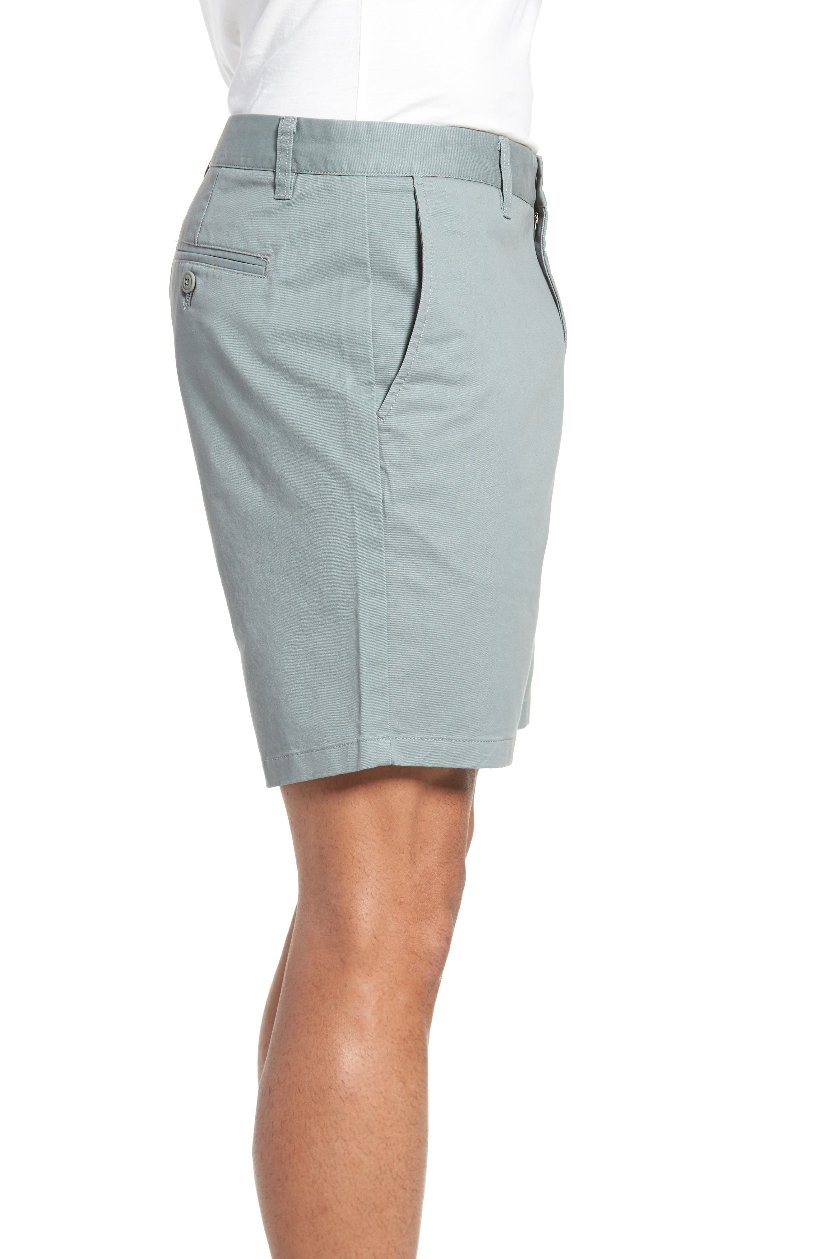 Stretch Washed Chino 7-Inch Shorts,                             Alternate thumbnail 65, color,
