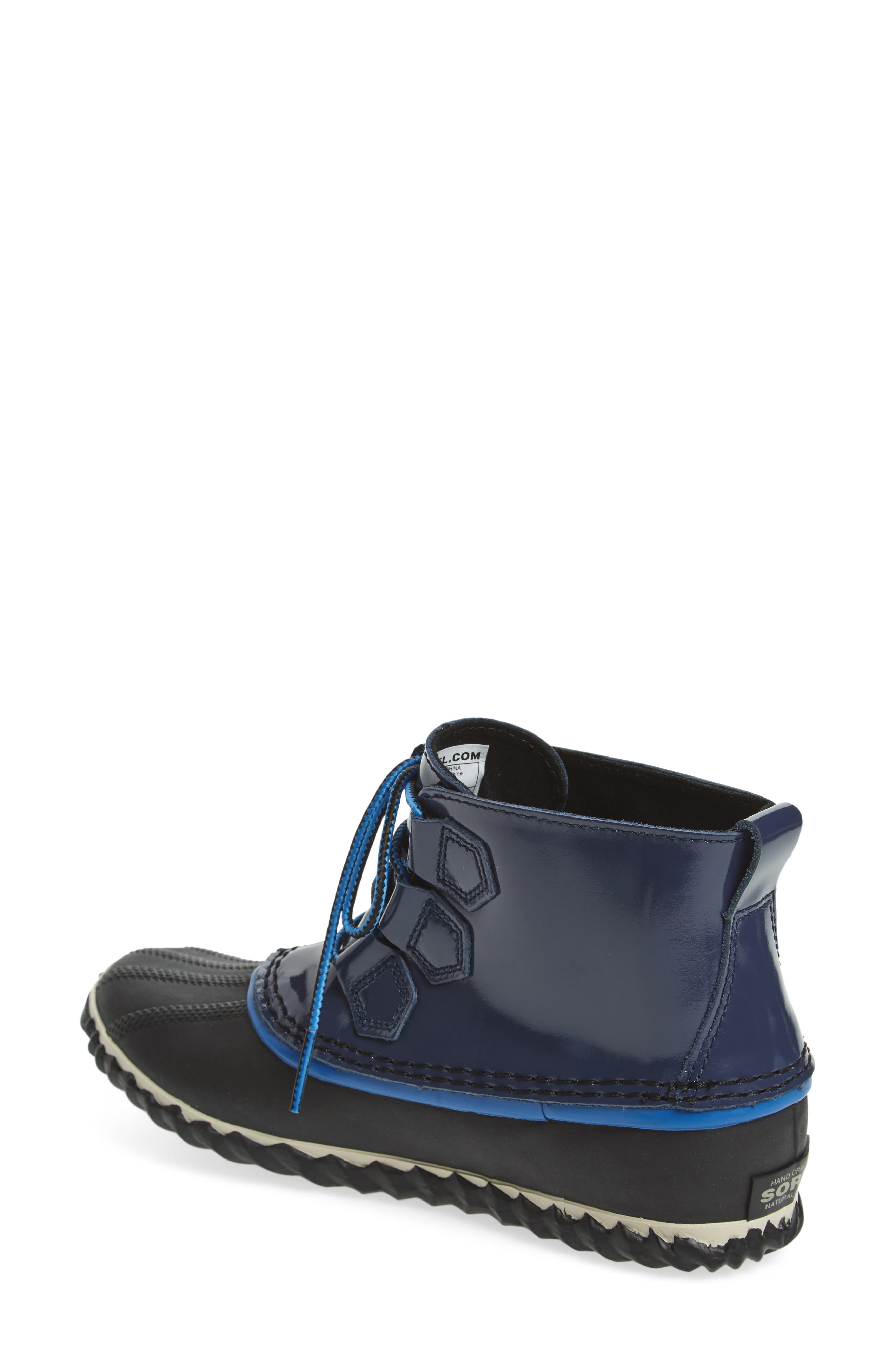 SOREL,                             Out N About Rain Boot,                             Alternate thumbnail 2, color,                             400