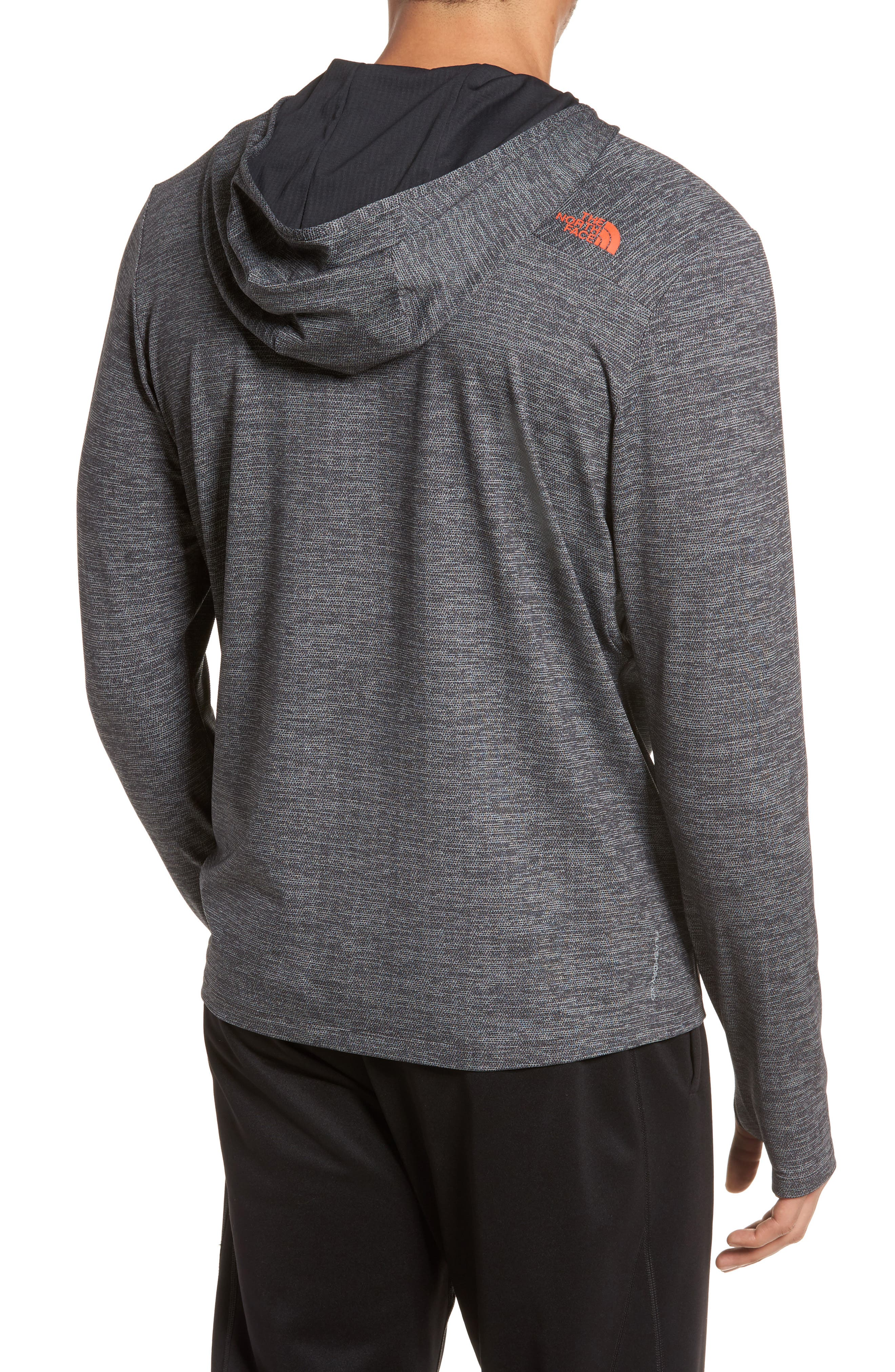 THE NORTH FACE,                             Beyond The Wall Hoodie,                             Alternate thumbnail 2, color,                             001