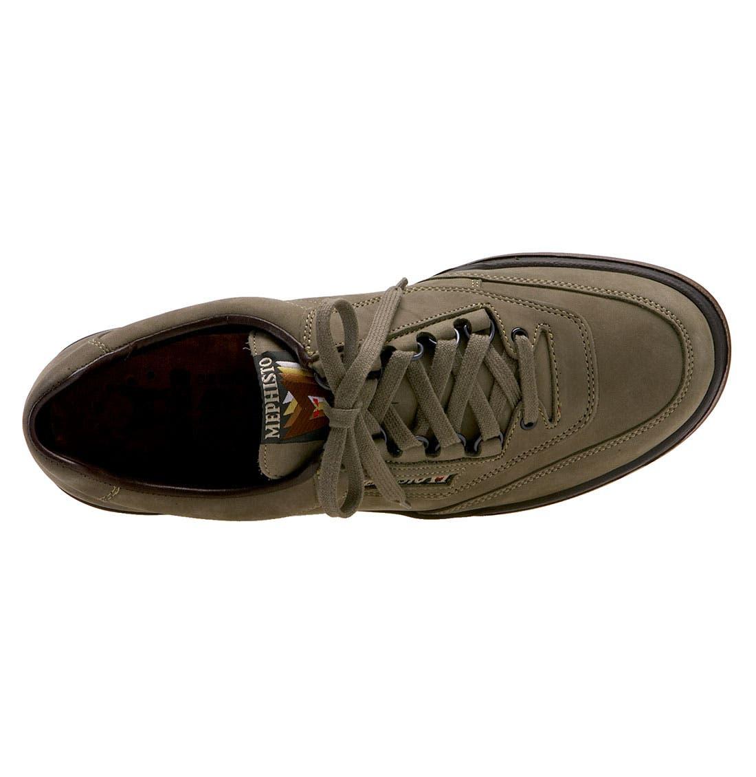'Match' Walking Shoe,                             Alternate thumbnail 3, color,                             BIRCH