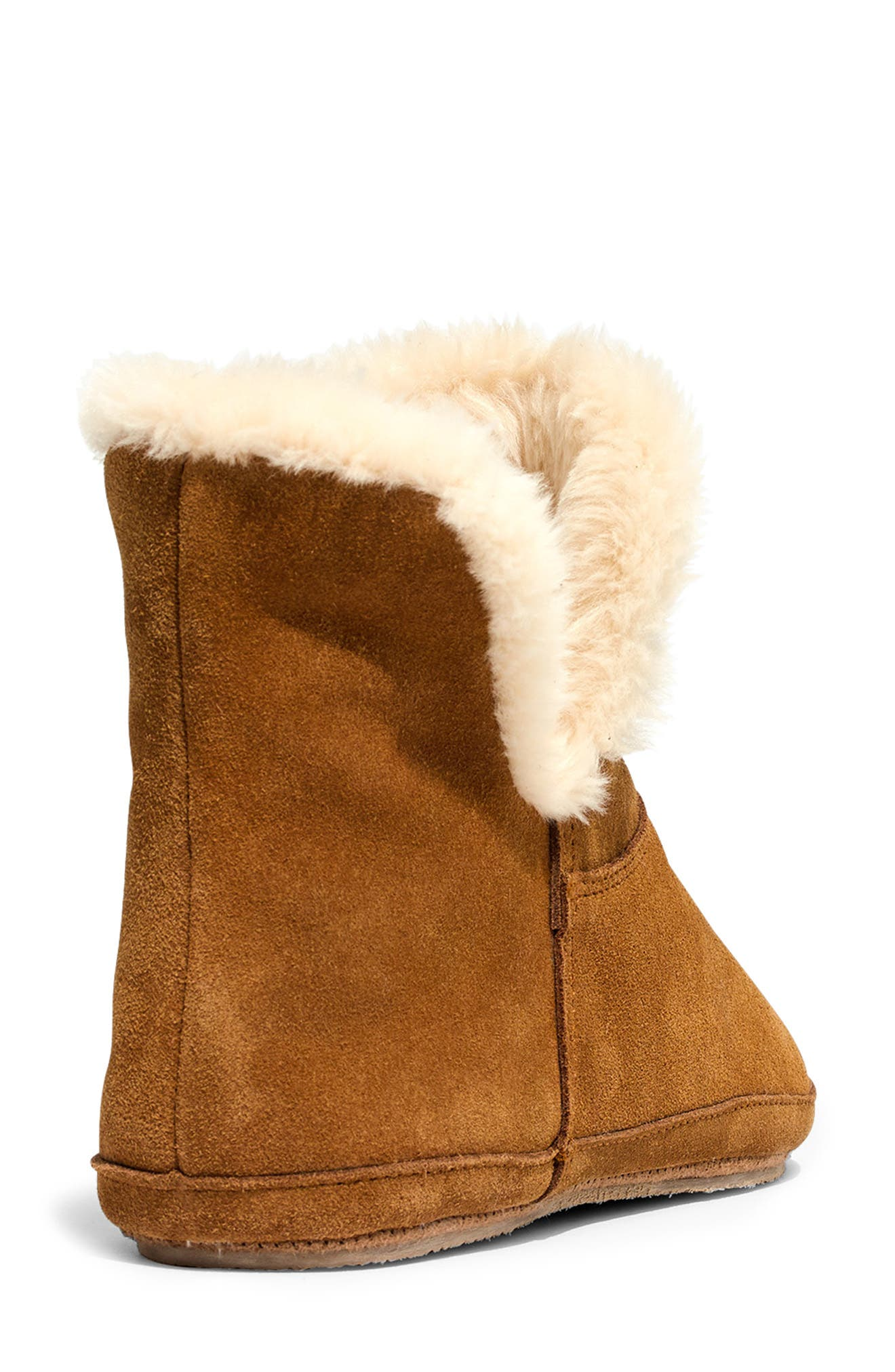 The Suede Slipper Bootie,                             Alternate thumbnail 2, color,                             200