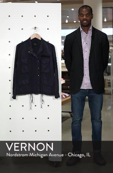 Halifax Drawstring Jacket, sales video thumbnail