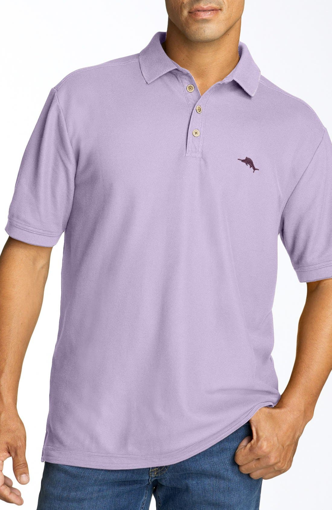 'The Emfielder' Original Fit Piqué Polo,                             Main thumbnail 86, color,