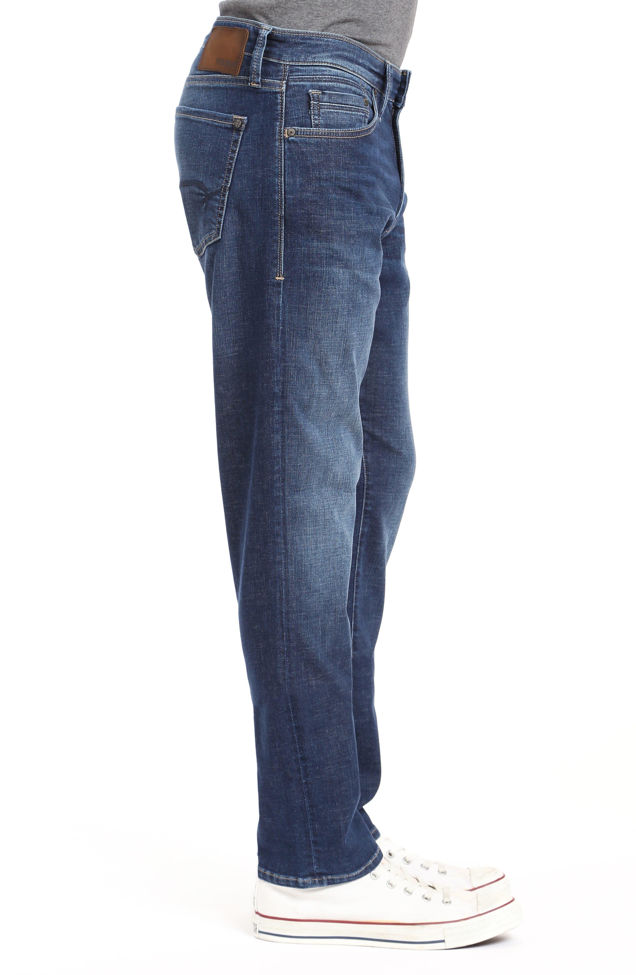 Jake Slim Fit Jeans,                             Alternate thumbnail 3, color,                             DARK BRUSHED CASHMERE