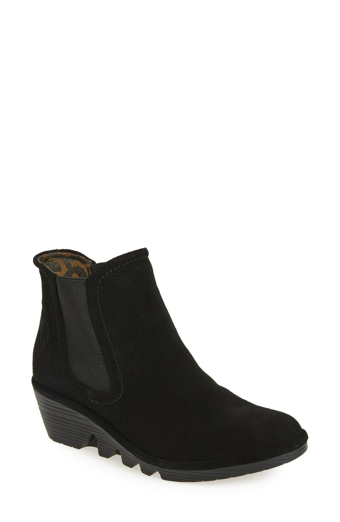'Phil' Chelsea Boot,                             Main thumbnail 4, color,